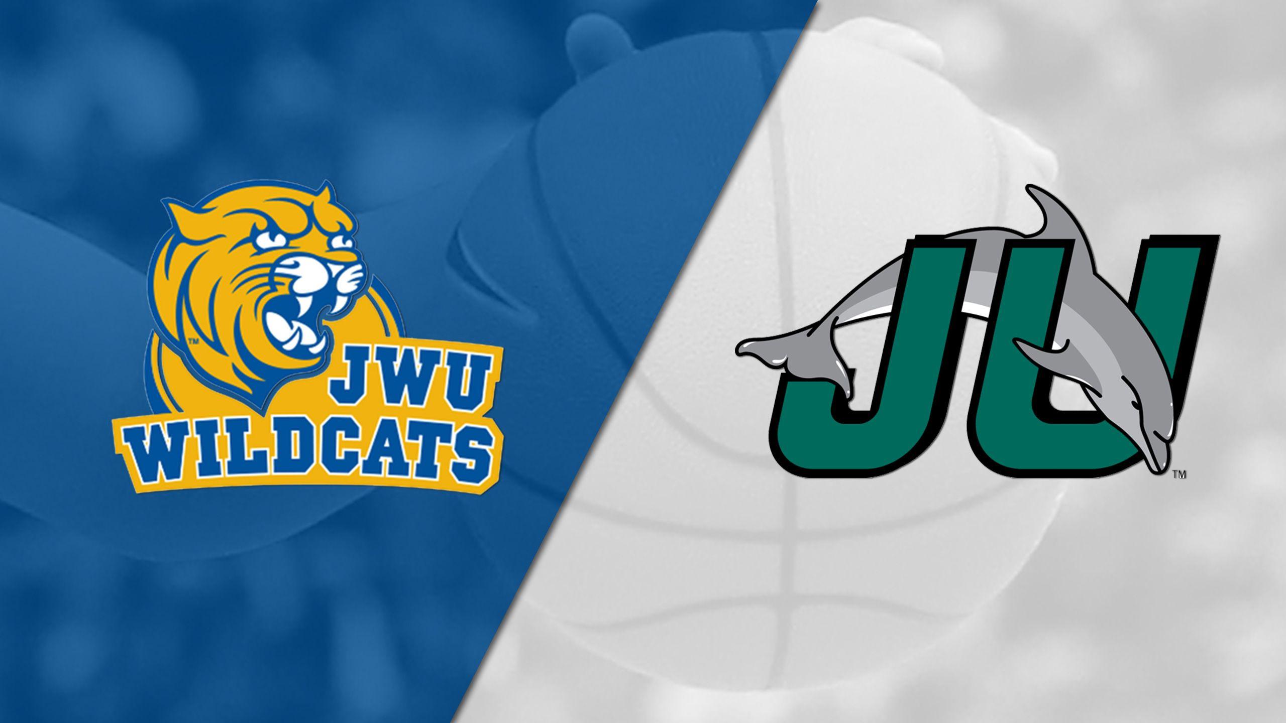 Johnson & Wales vs. Jacksonville (W Basketball)
