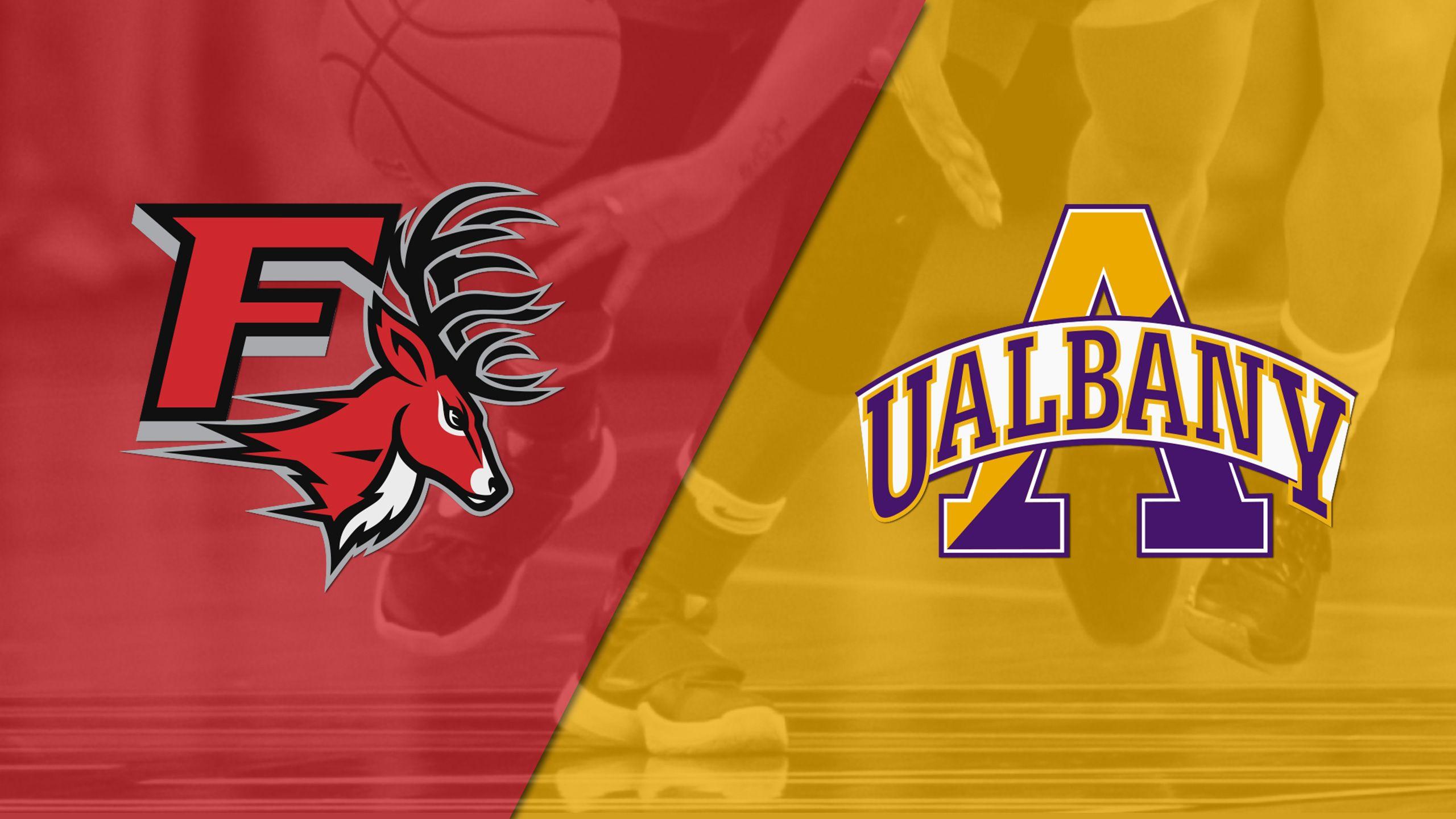 Fairfield vs. Albany (W Basketball)