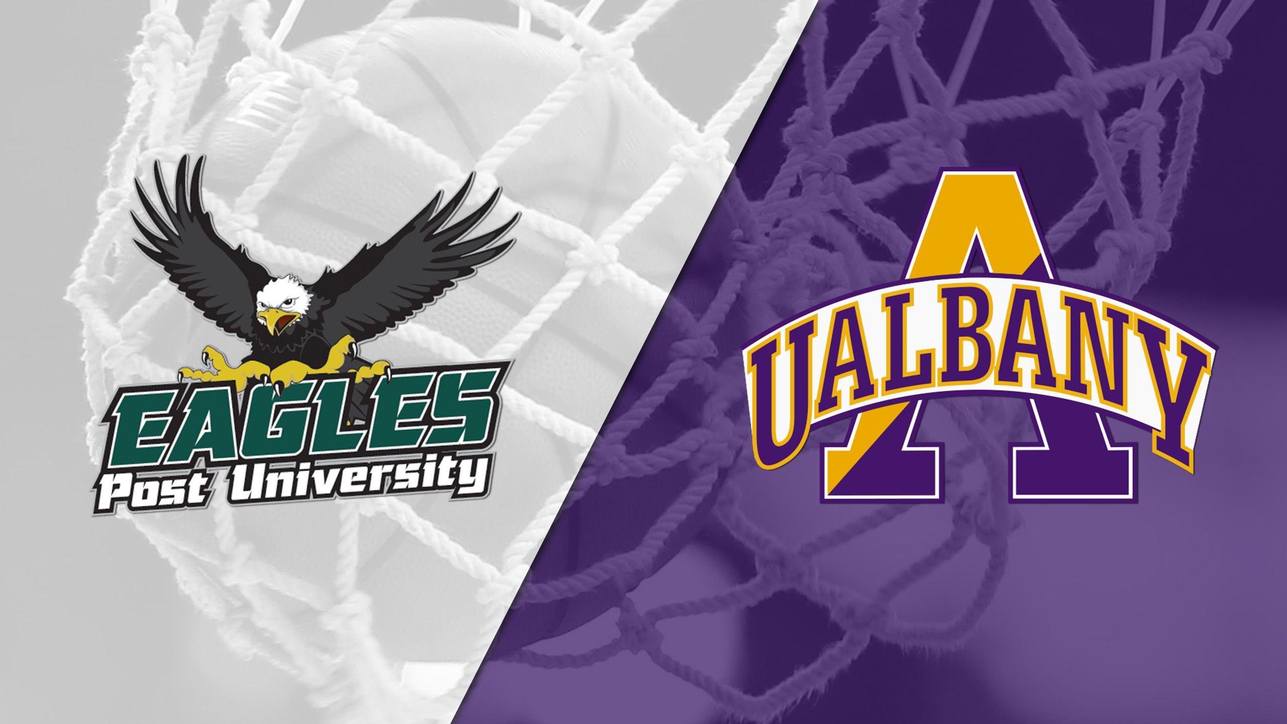 Post vs. Albany (W Basketball)