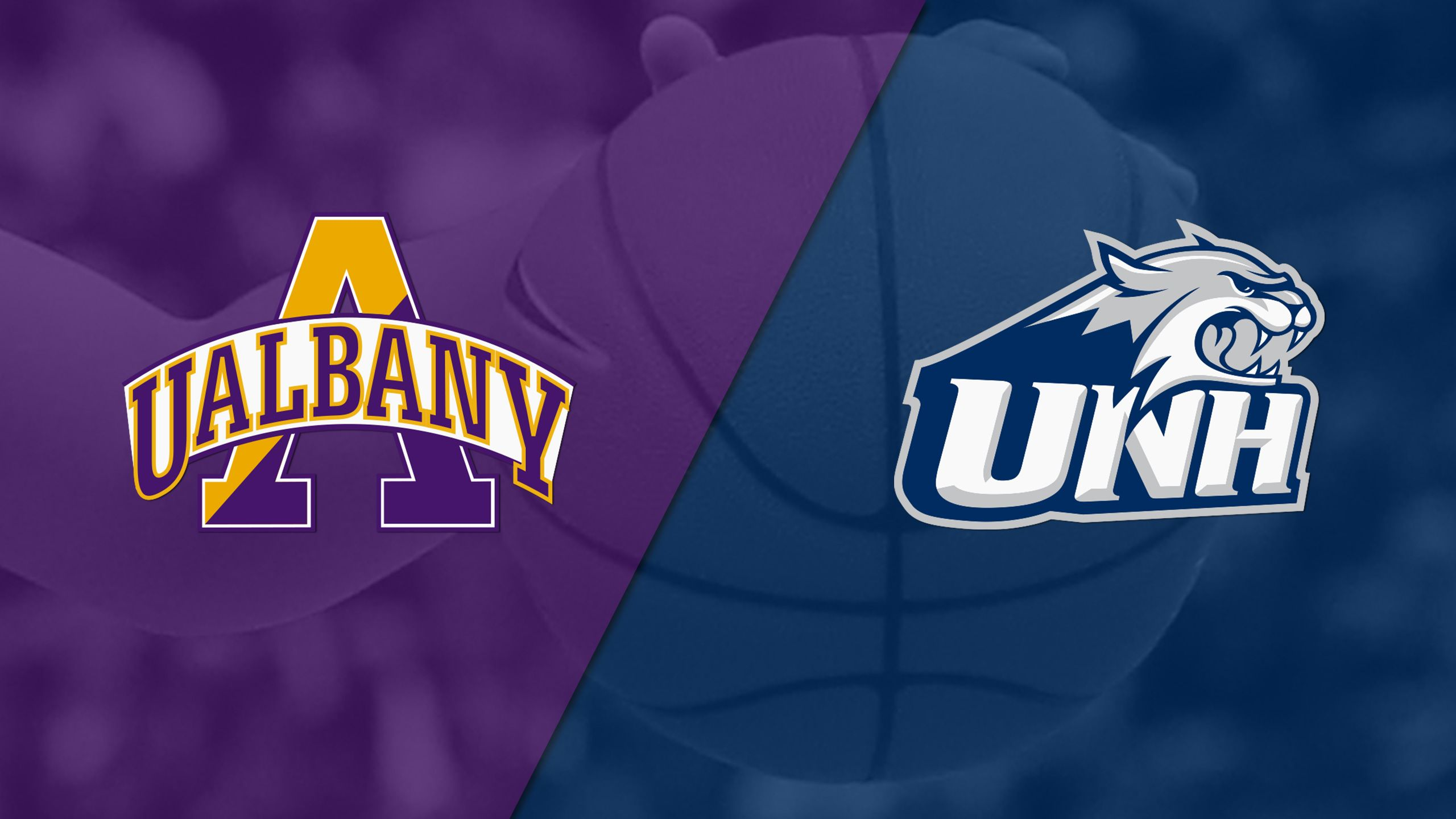 Albany vs. New Hampshire (W Basketball)