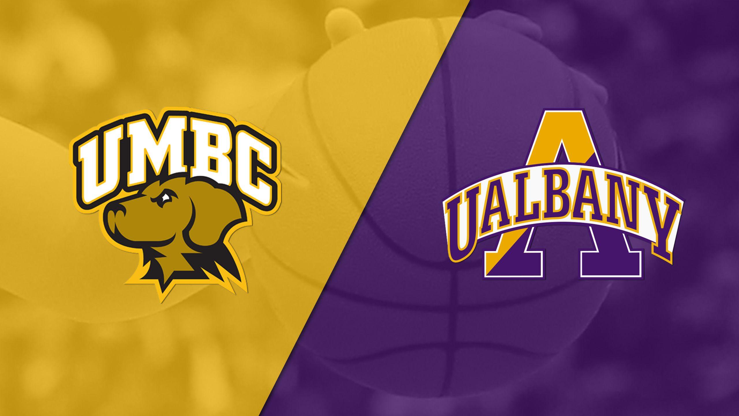 UMBC vs. Albany (W Basketball)