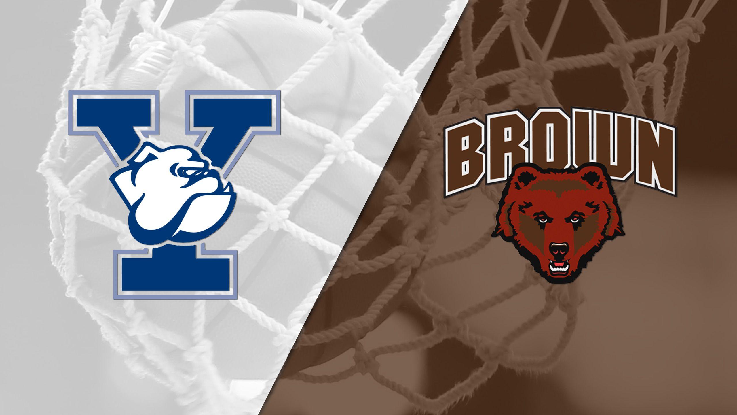 Yale vs. Brown (W Basketball)
