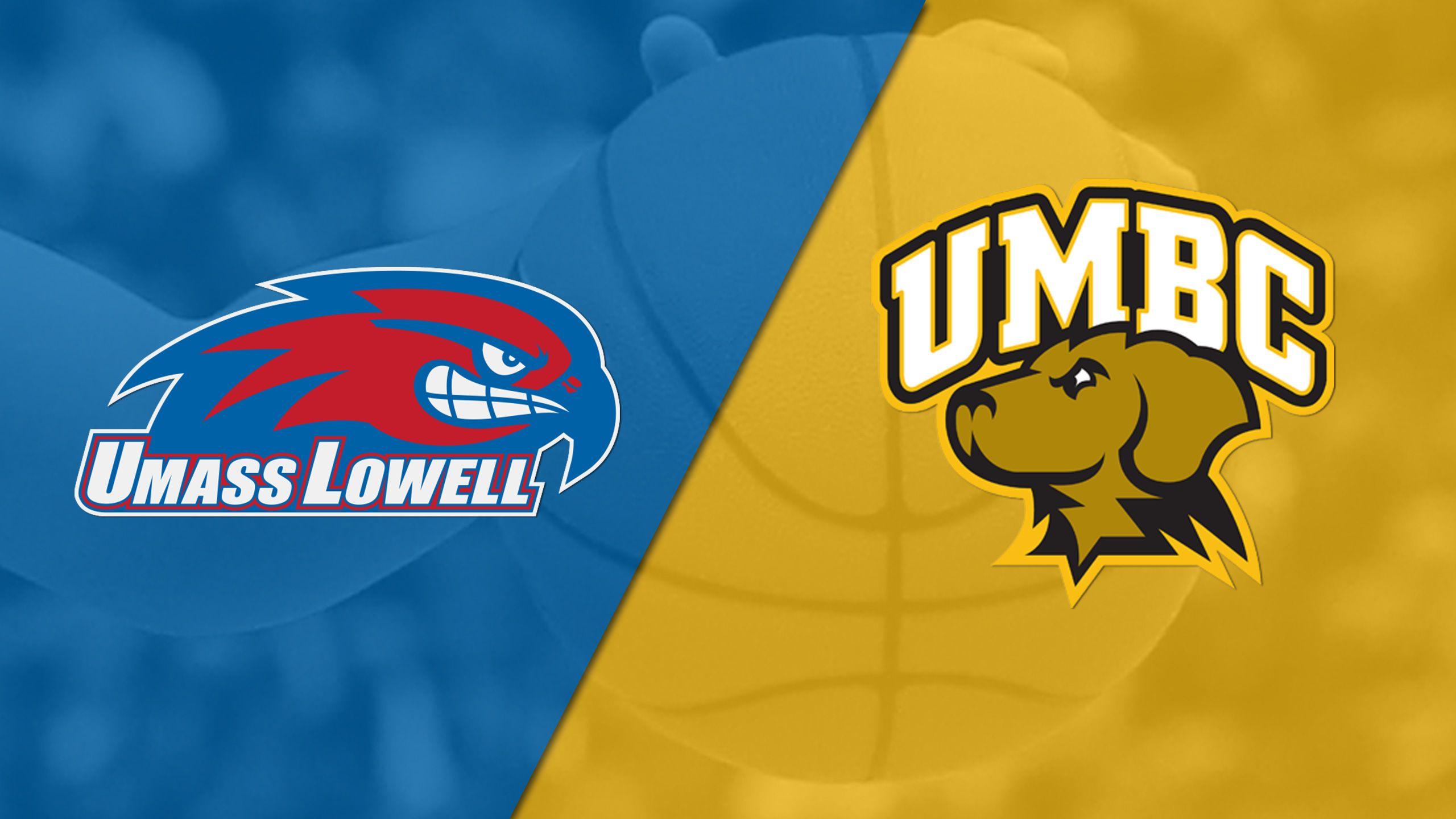 UMass Lowell vs. UMBC (W Basketball)