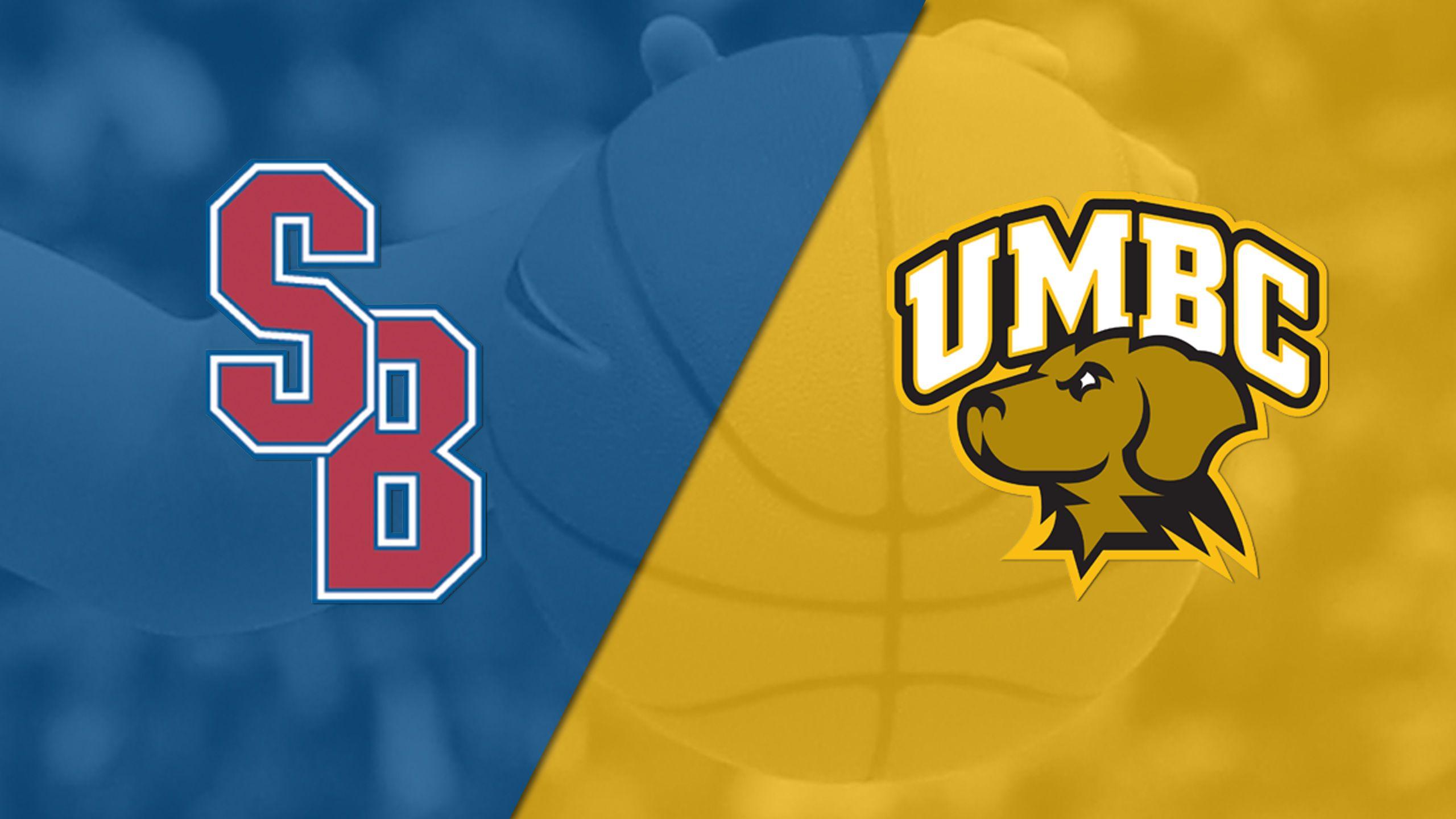 Stony Brook vs. UMBC (W Basketball)