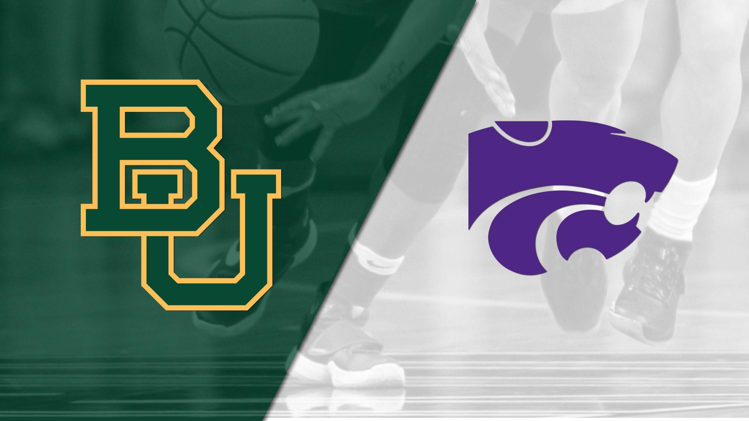 #2 Baylor vs. #25 Kansas State (W Basketball)