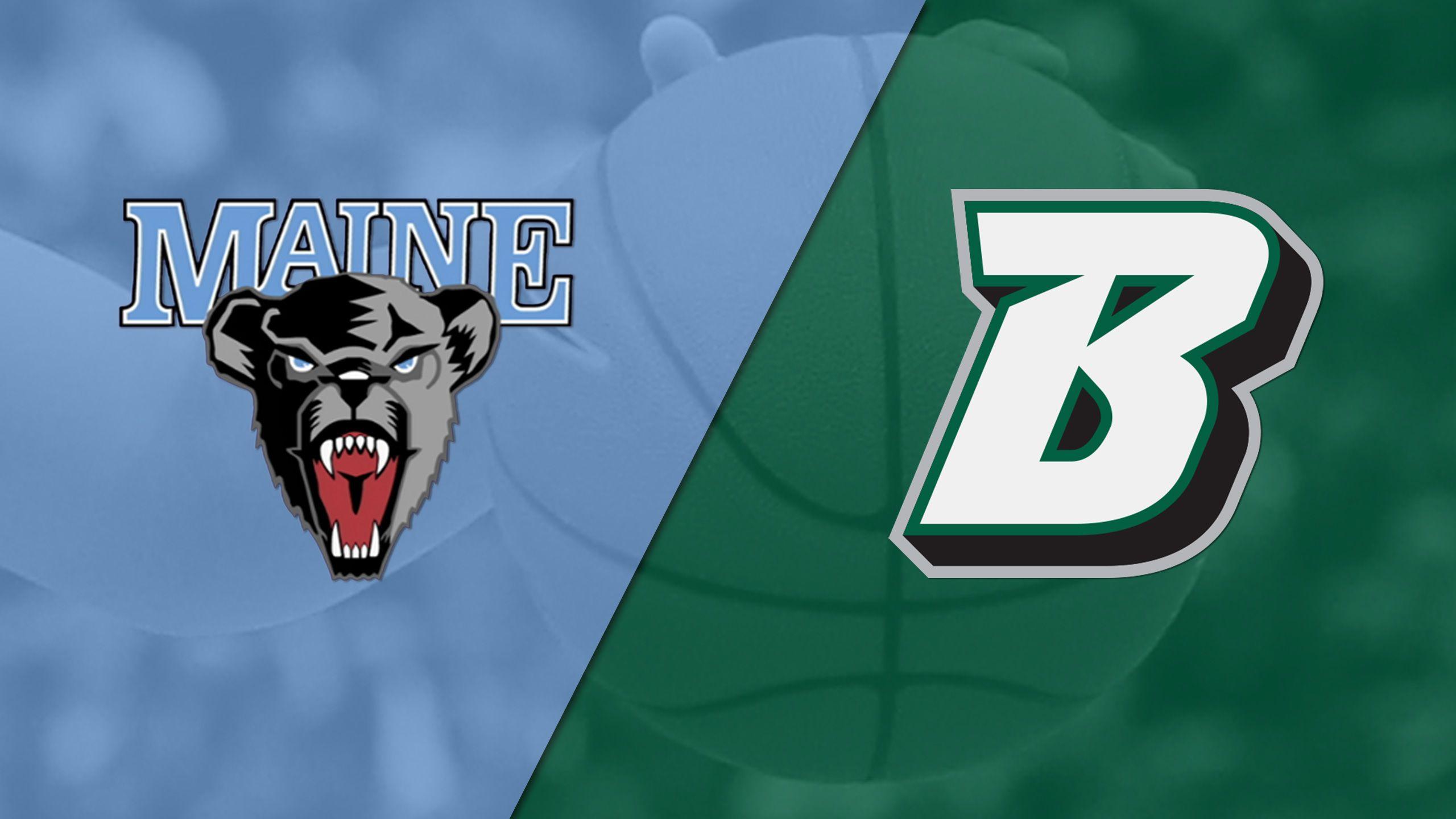 Maine vs. Binghamton (W Basketball)