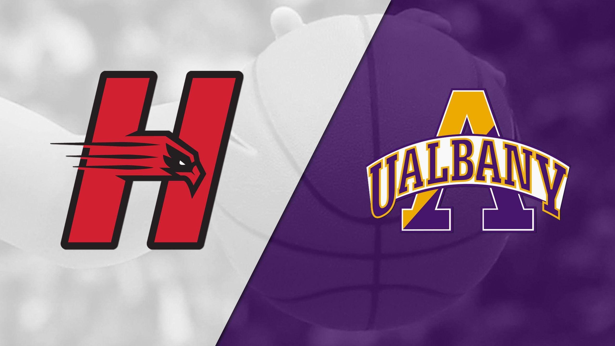 Hartford vs. Albany (W Basketball)