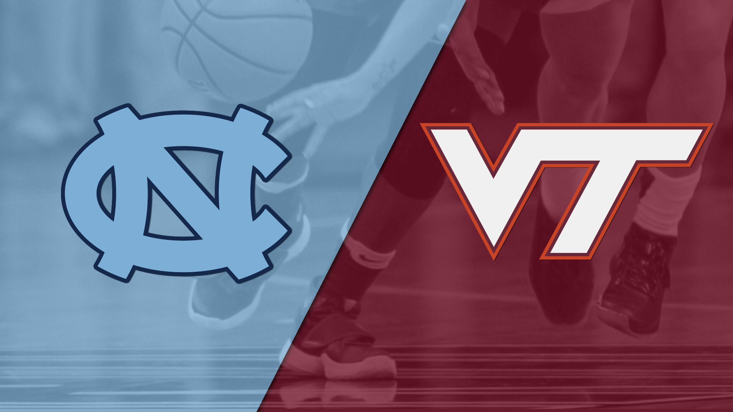 North Carolina vs. #18 Virginia Tech (W Basketball)
