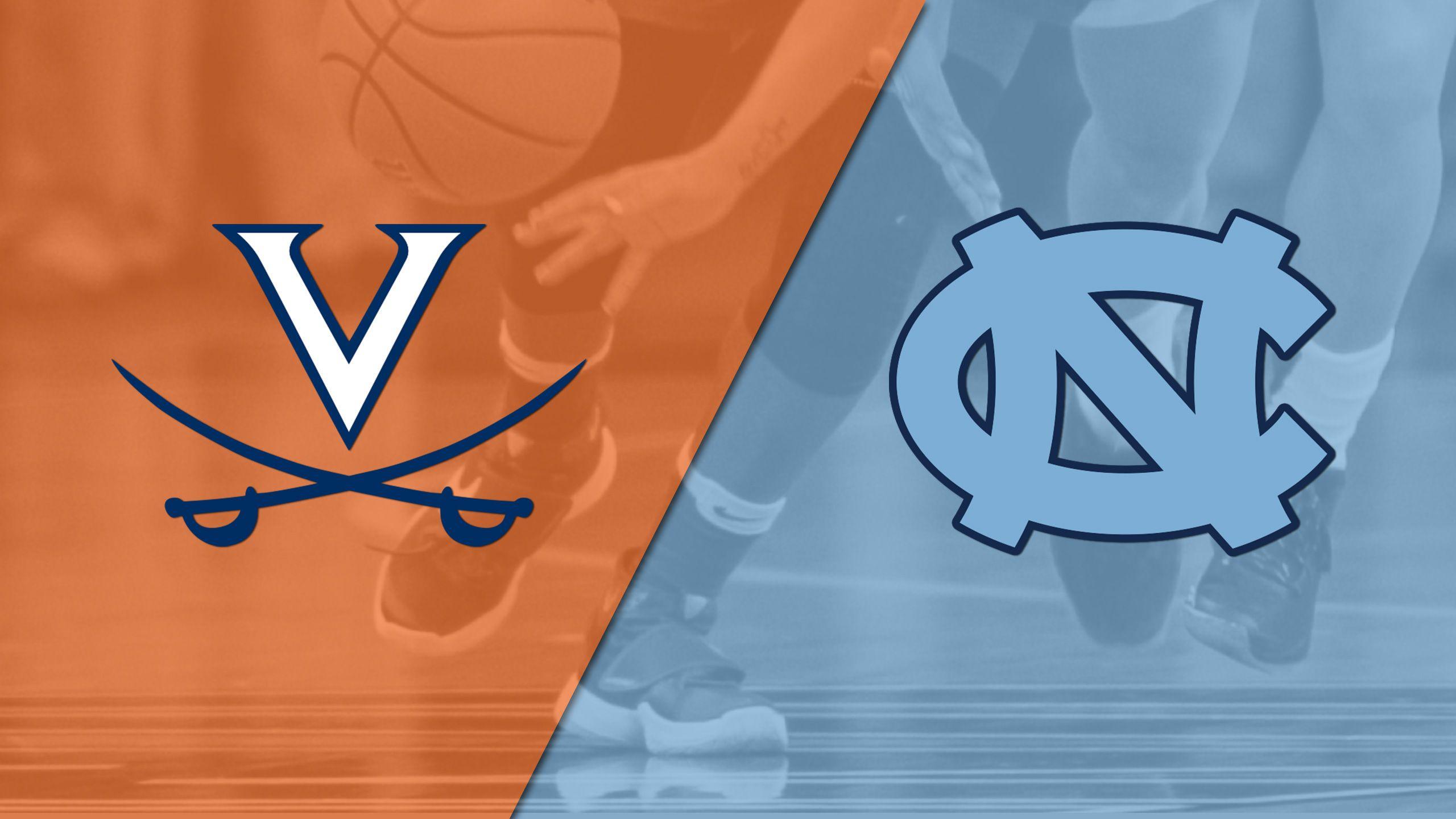 Virginia vs. North Carolina (W Basketball)