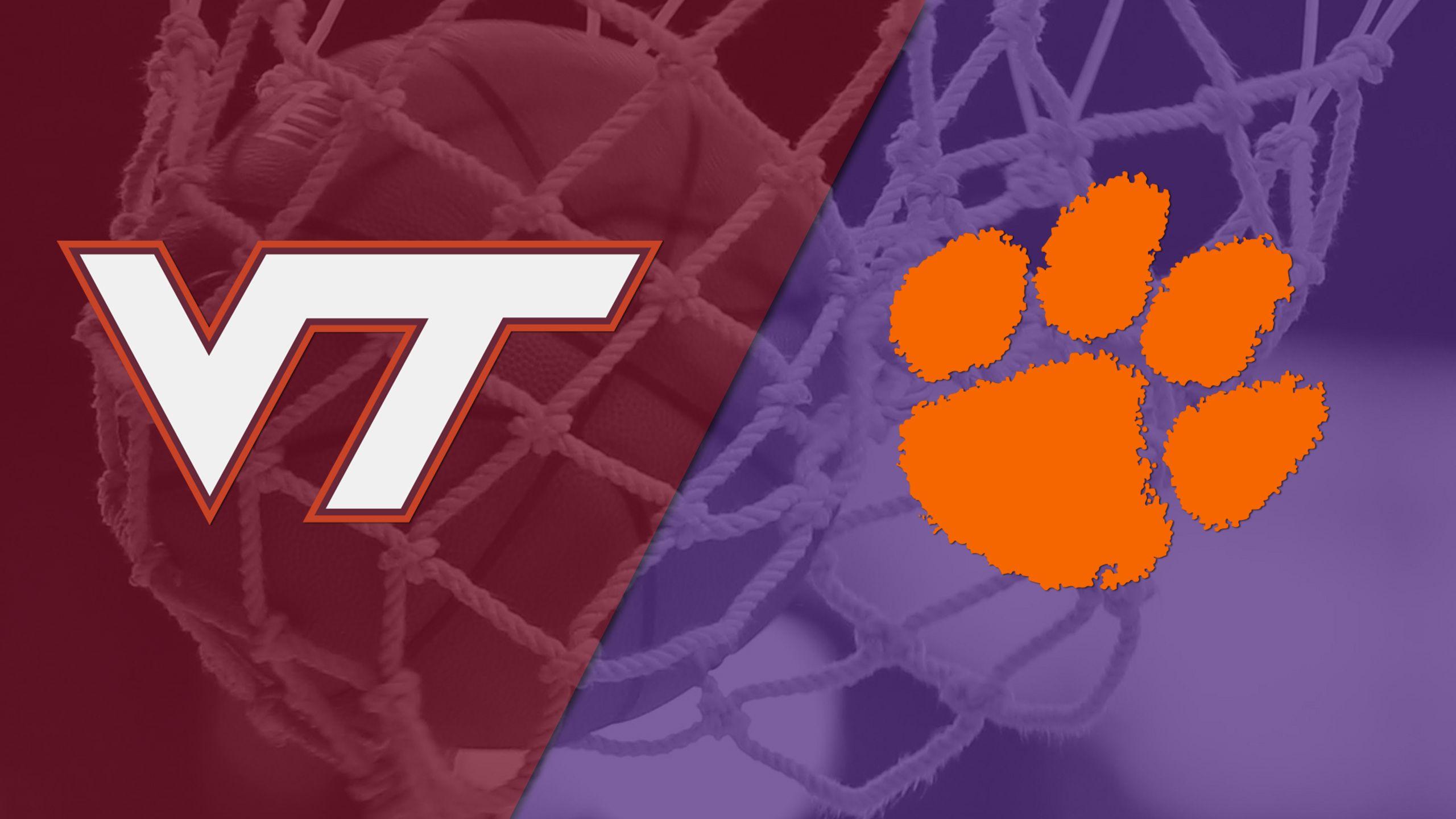 #18 Virginia Tech vs. Clemson (W Basketball)