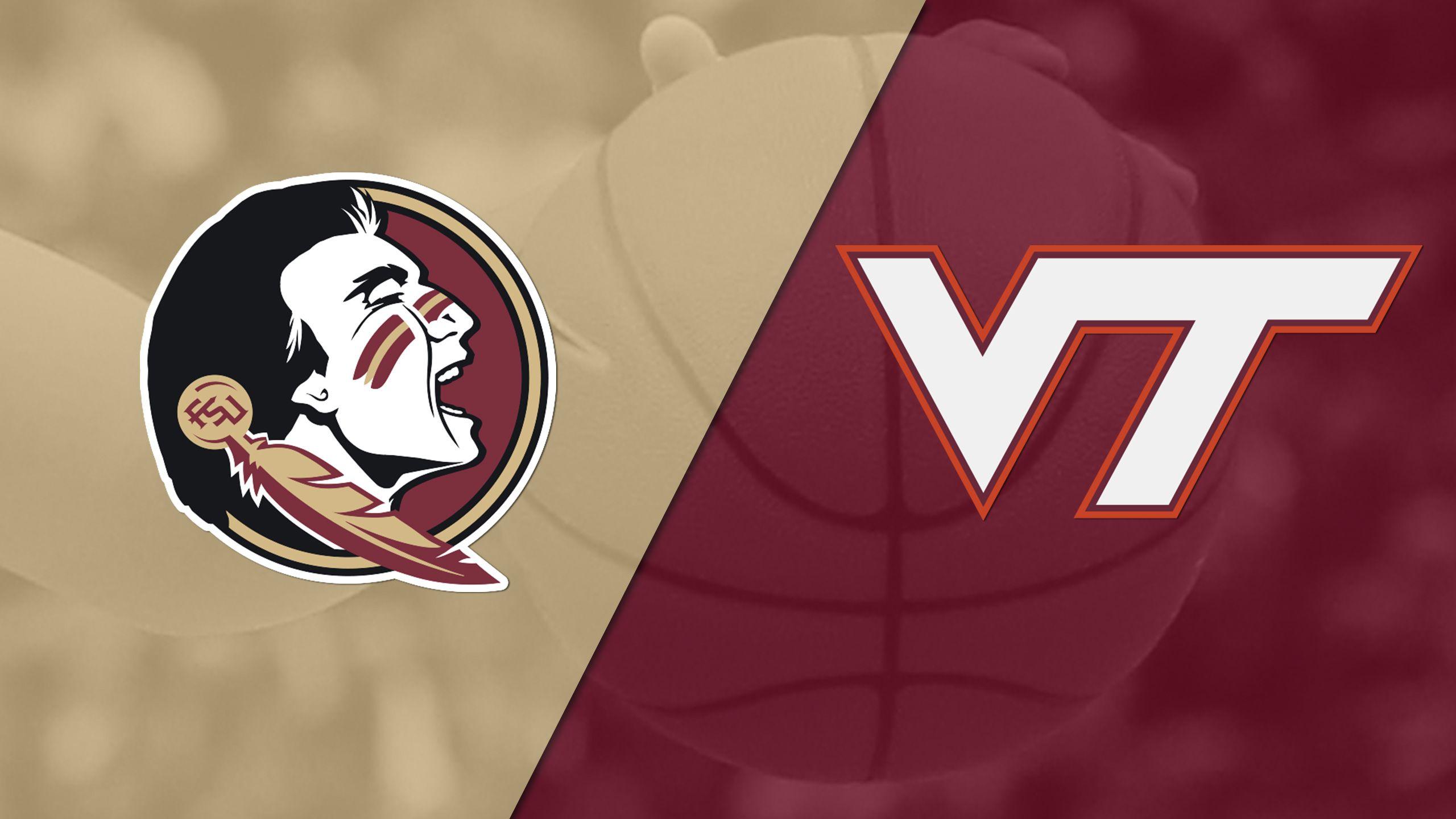 #7 Florida State vs. #17 Virginia Tech (W Basketball)