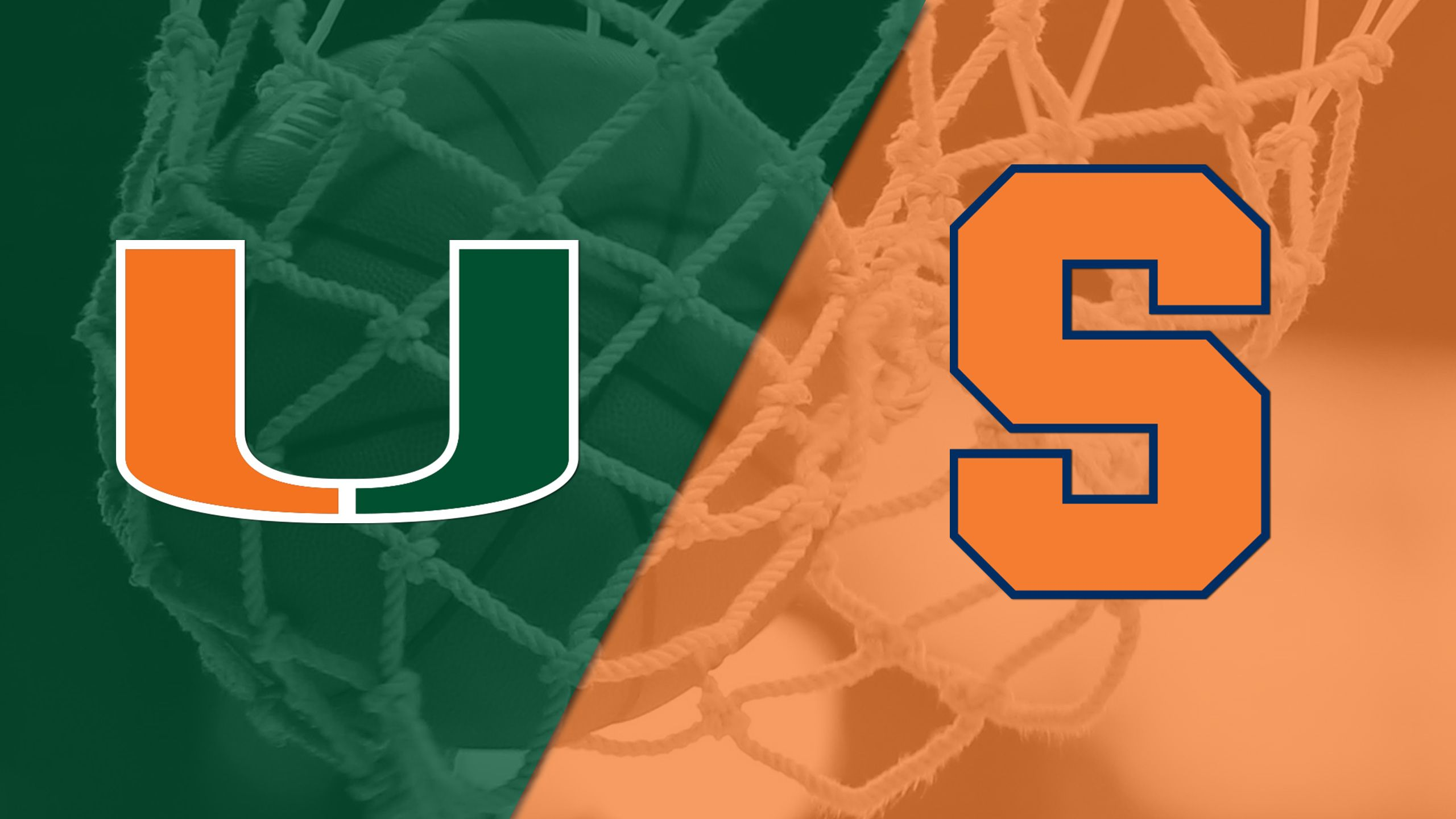 #14 Miami vs. Syracuse (W Basketball)