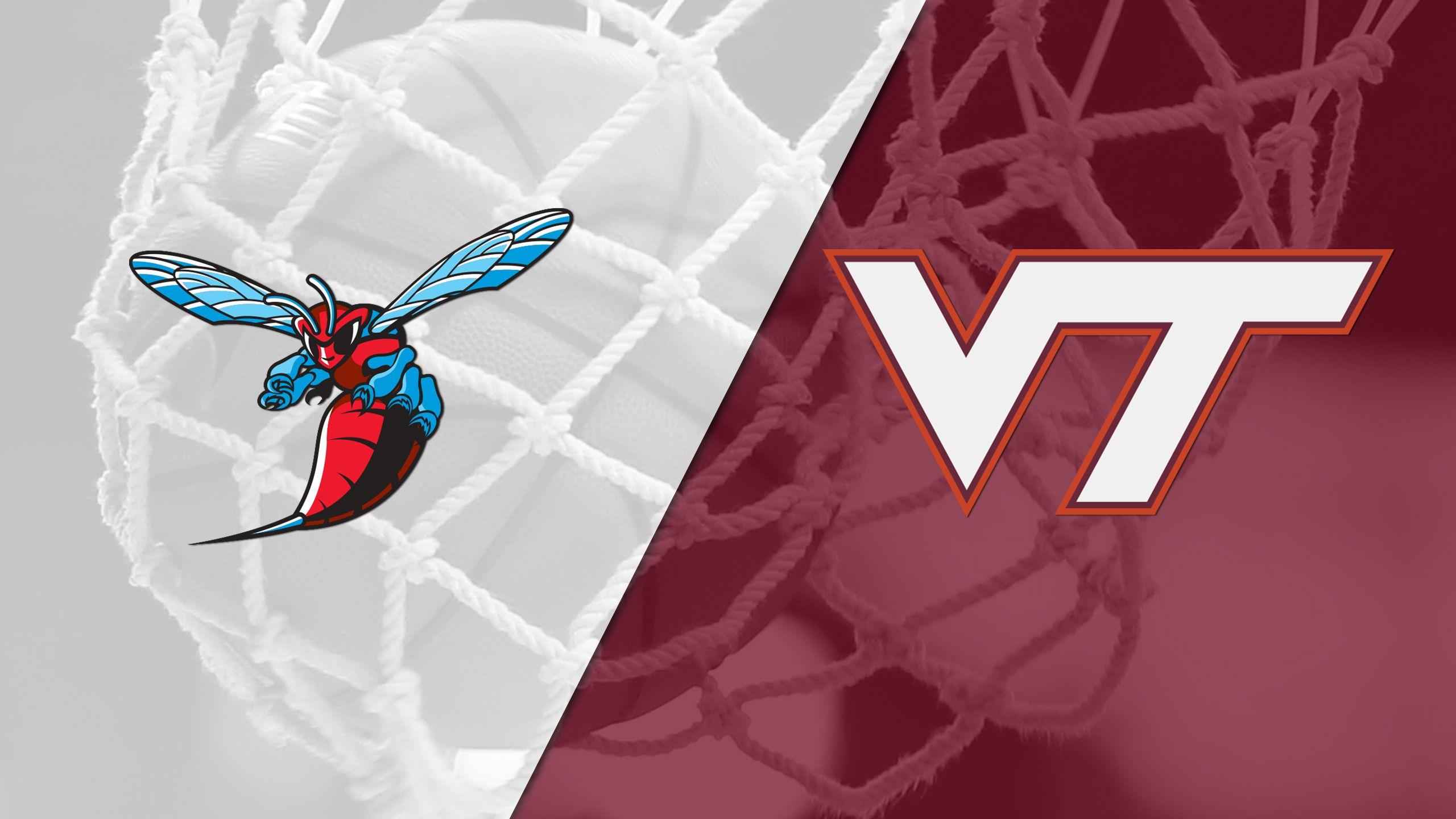Delaware State vs. #19 Virginia Tech (W Basketball)