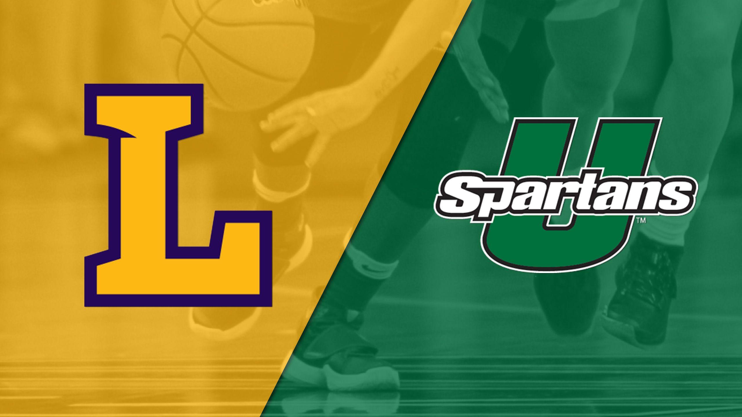 Lipscomb vs. USC Upstate (W Basketball)