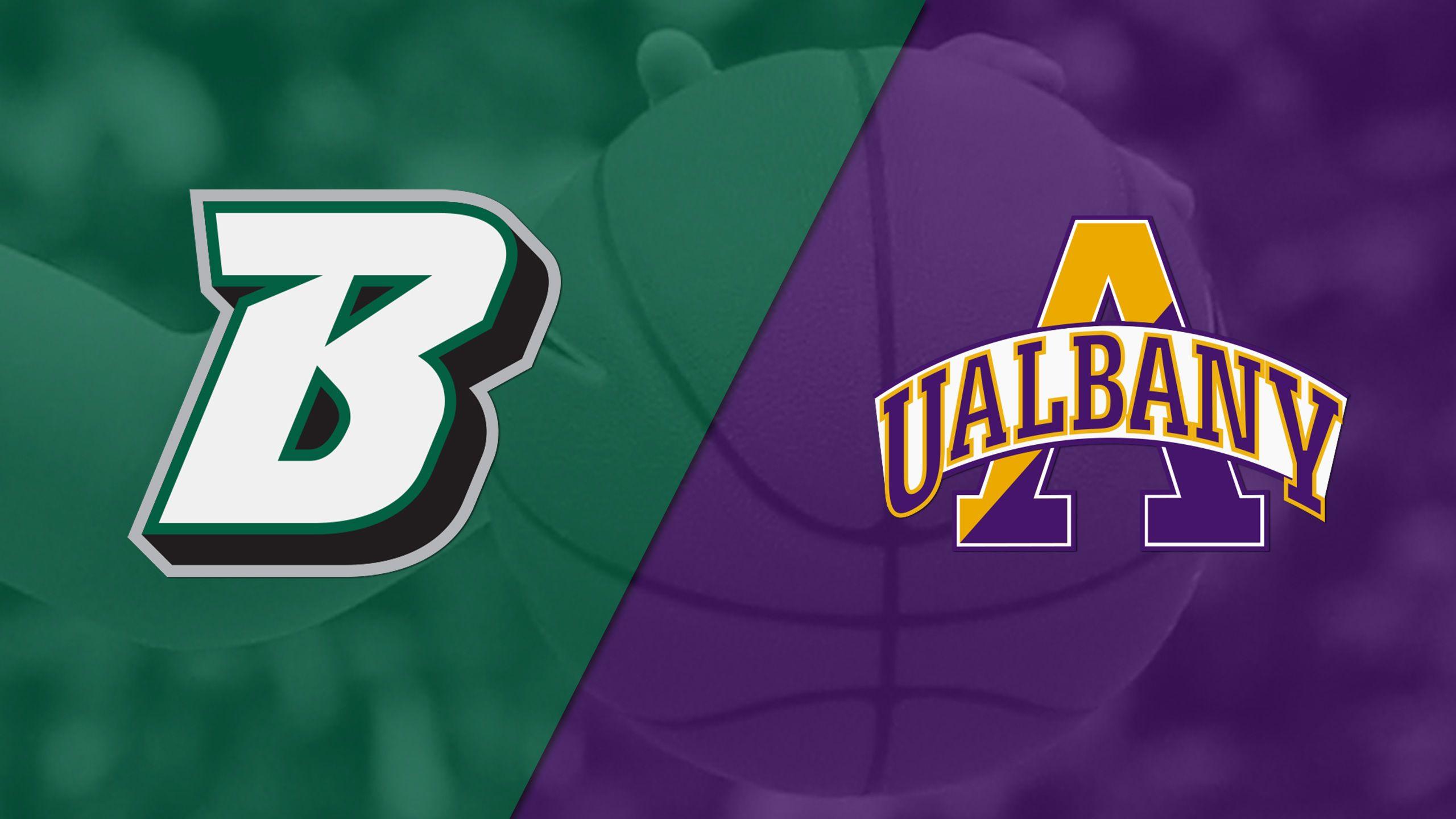 Binghamton vs. Albany (W Basketball)