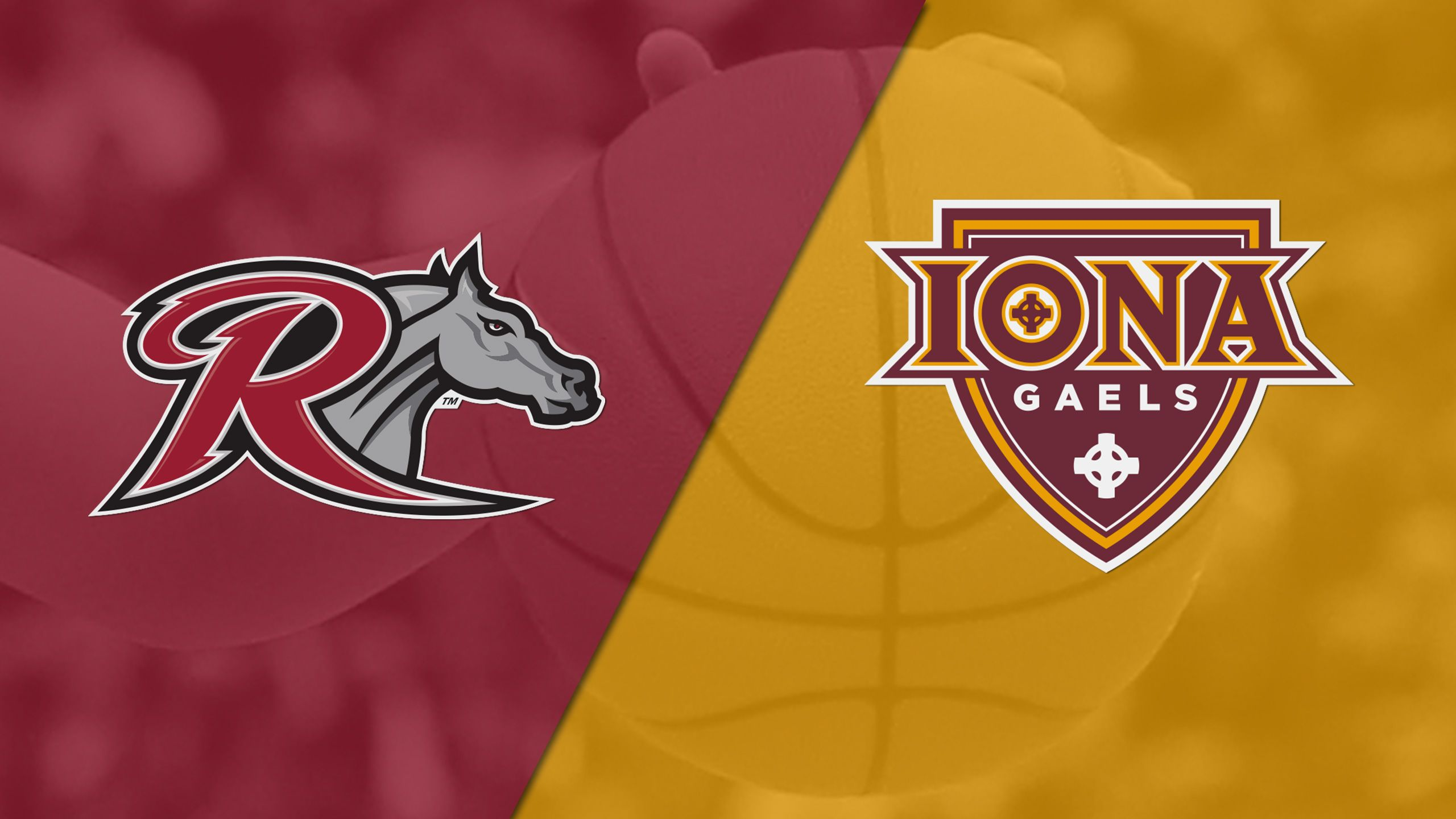 Rider vs. Iona (W Basketball)