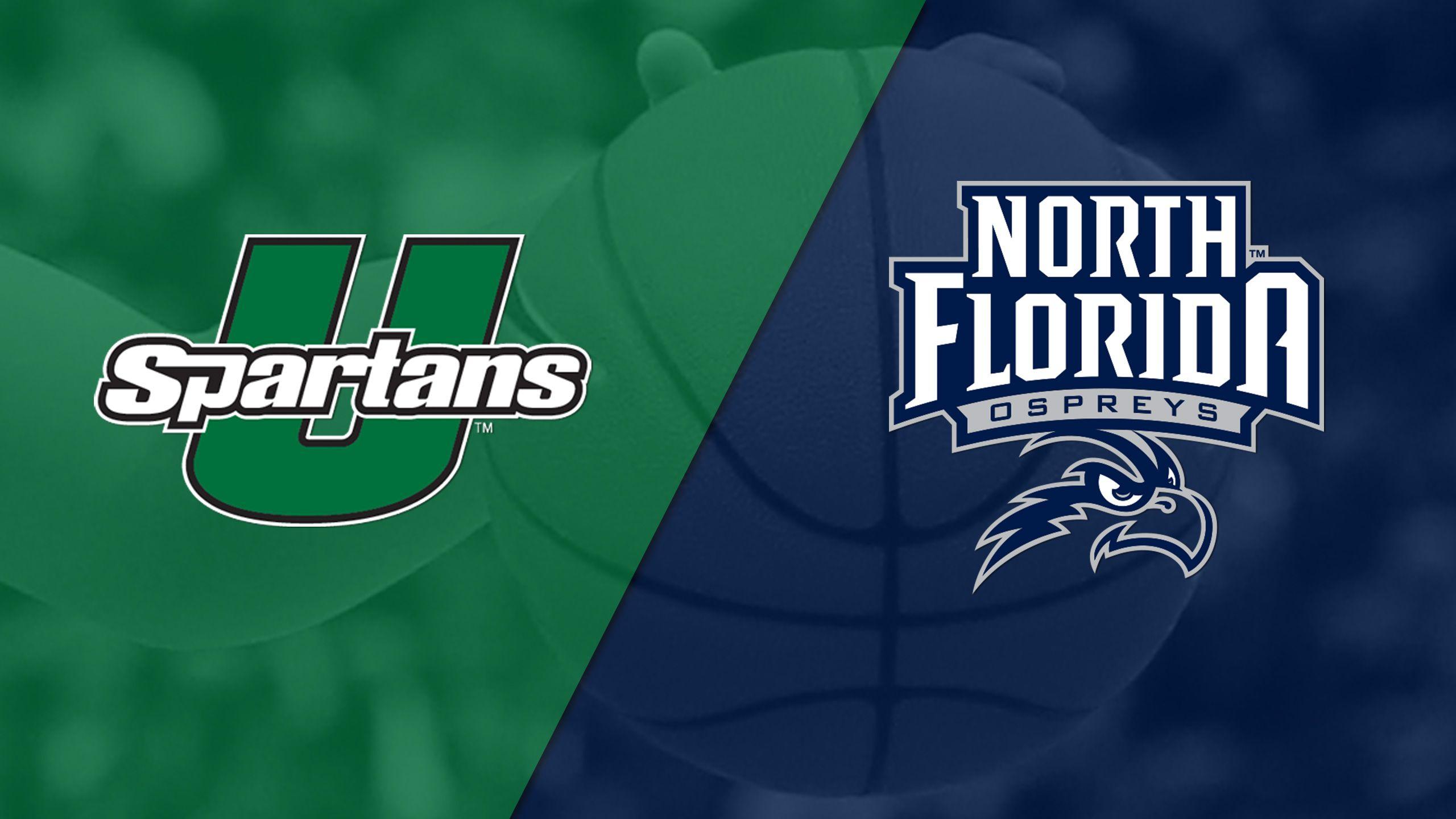 USC Upstate vs. North Florida (W Basketball)