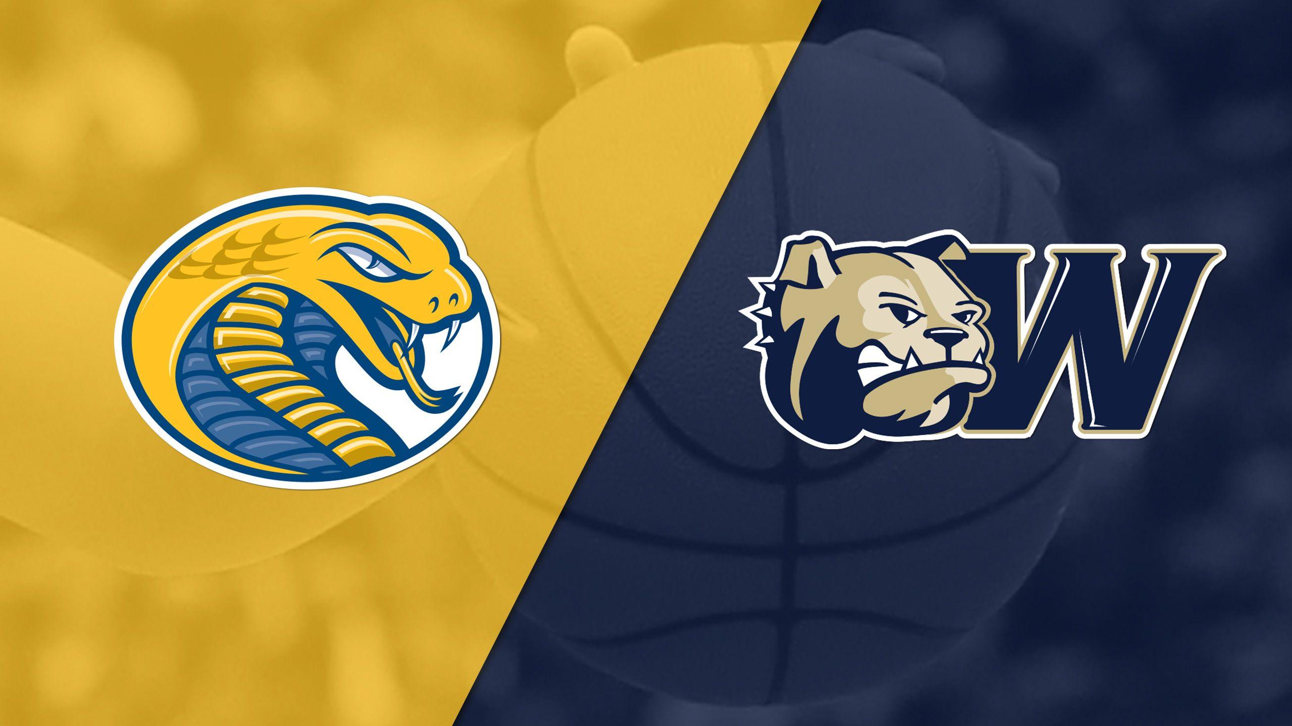 Coker vs. Wingate (W Basketball)