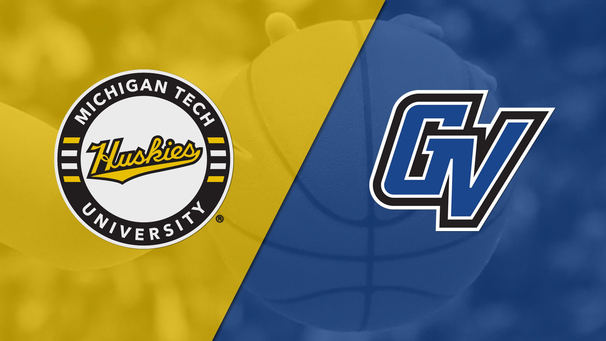 Michigan Tech vs. Grand Valley State (W Basketball)