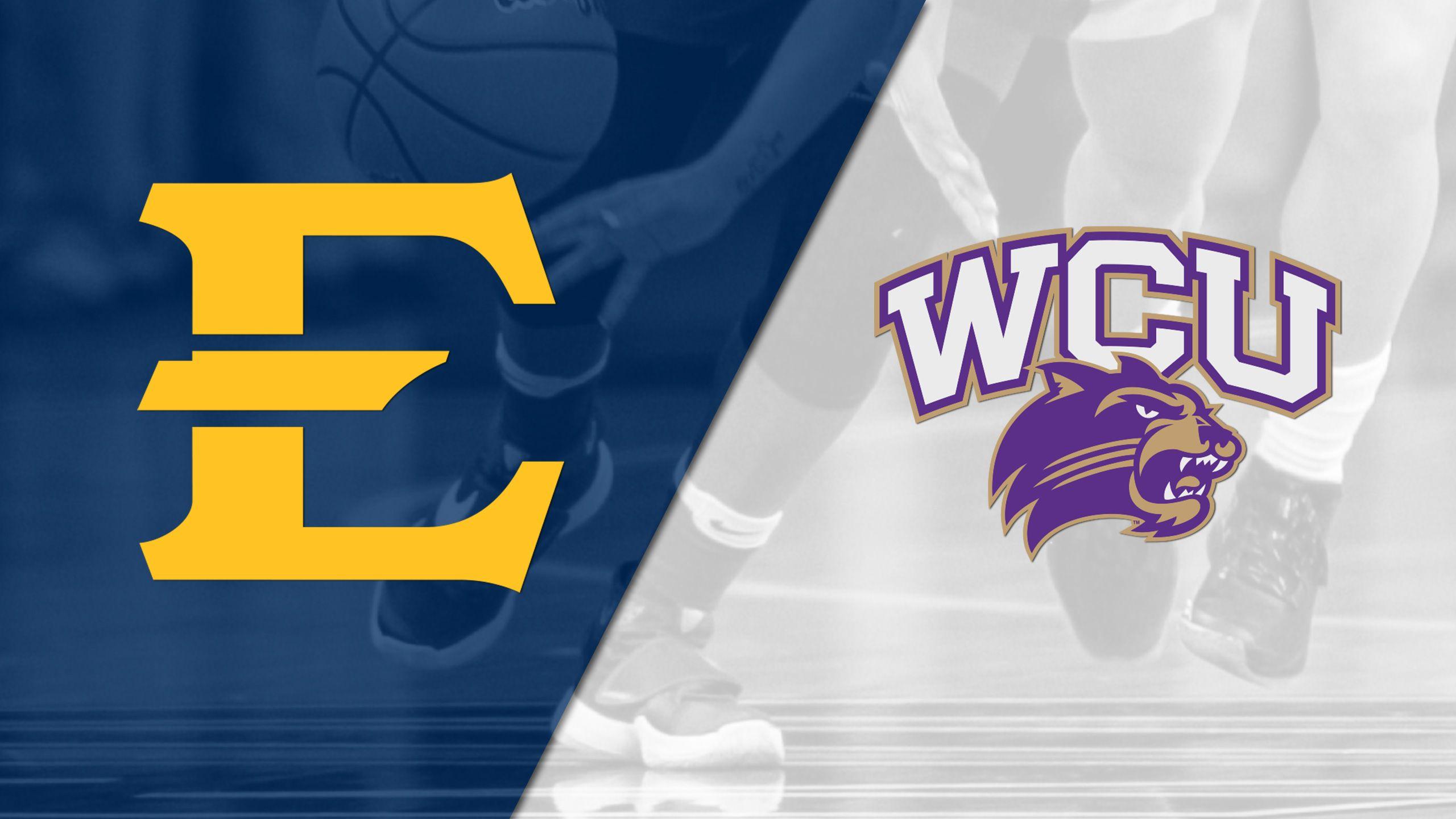 East Tennessee State vs. Western Carolina (W Basketball)