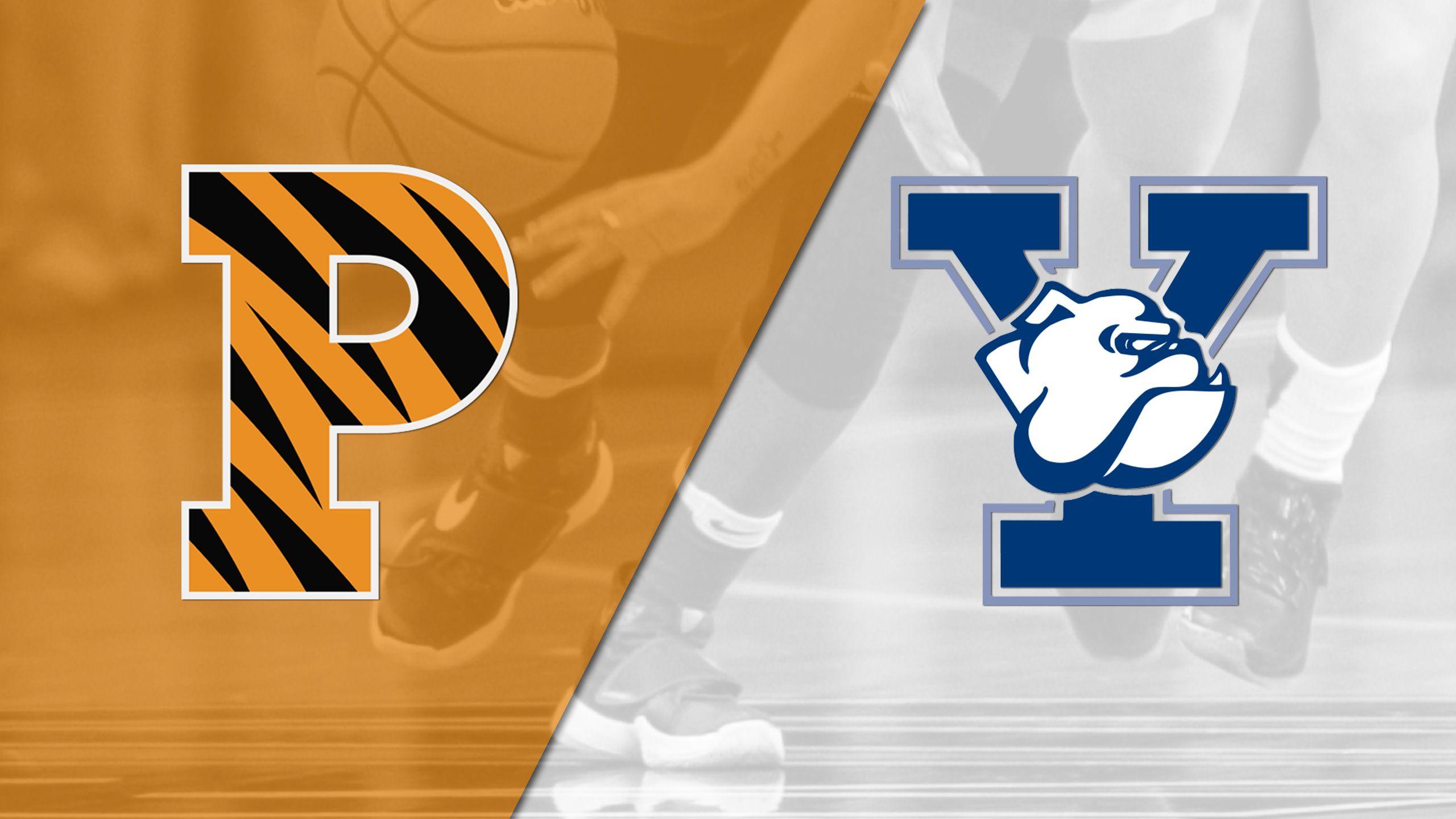 Princeton vs. Yale (W Basketball)
