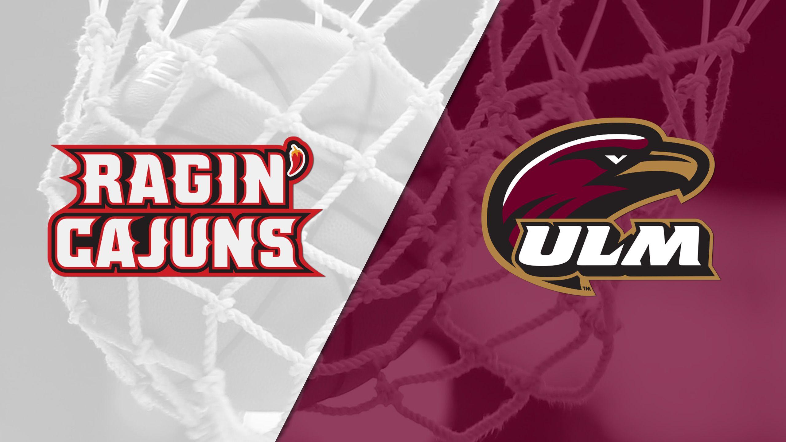UL Lafayette vs. UL Monroe (W Basketball)