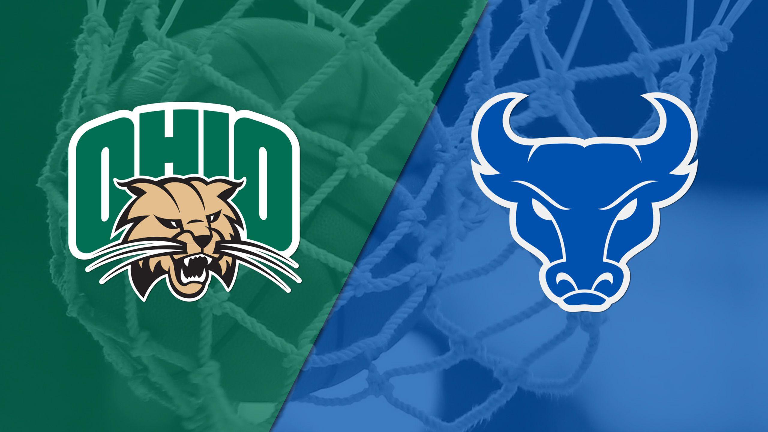 Ohio vs. Buffalo (W Basketball)