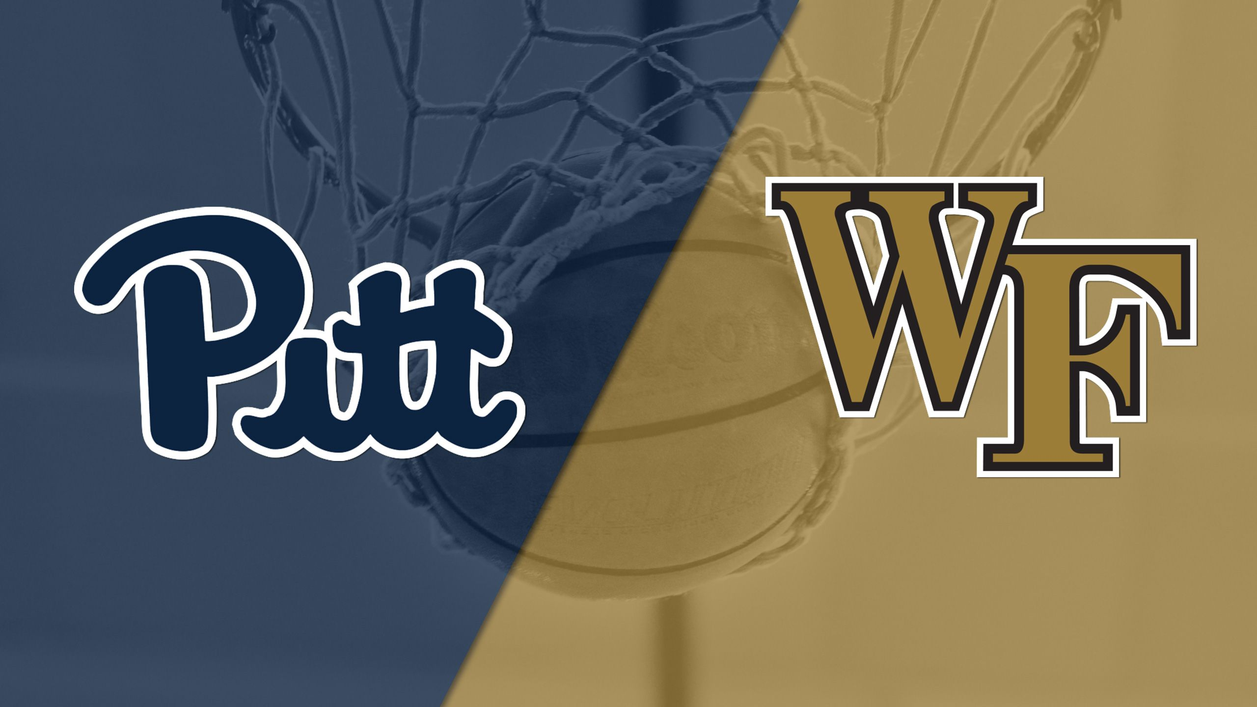 Pittsburgh vs. Wake Forest (W Basketball)