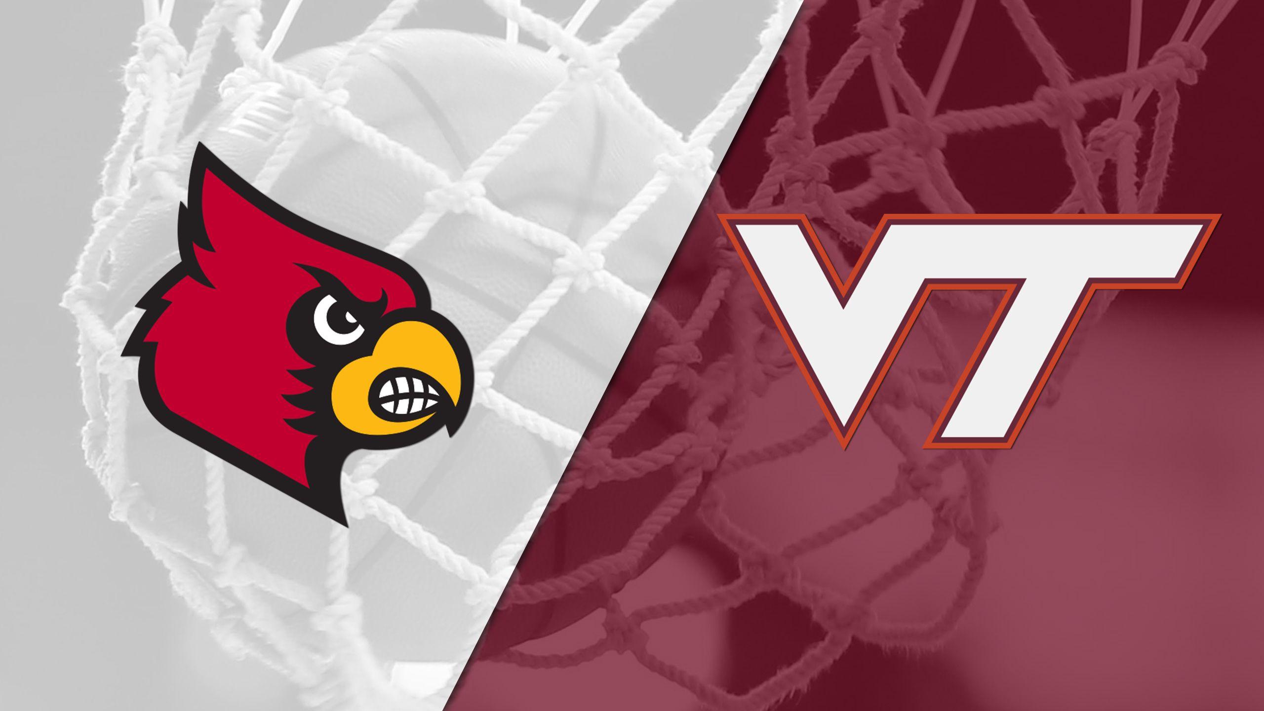 #12 Louisville vs. Virginia Tech (W Basketball)