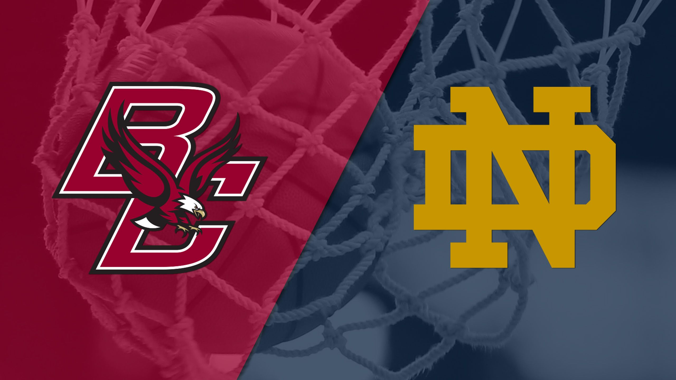 Boston College vs. #5 Notre Dame (W Basketball)