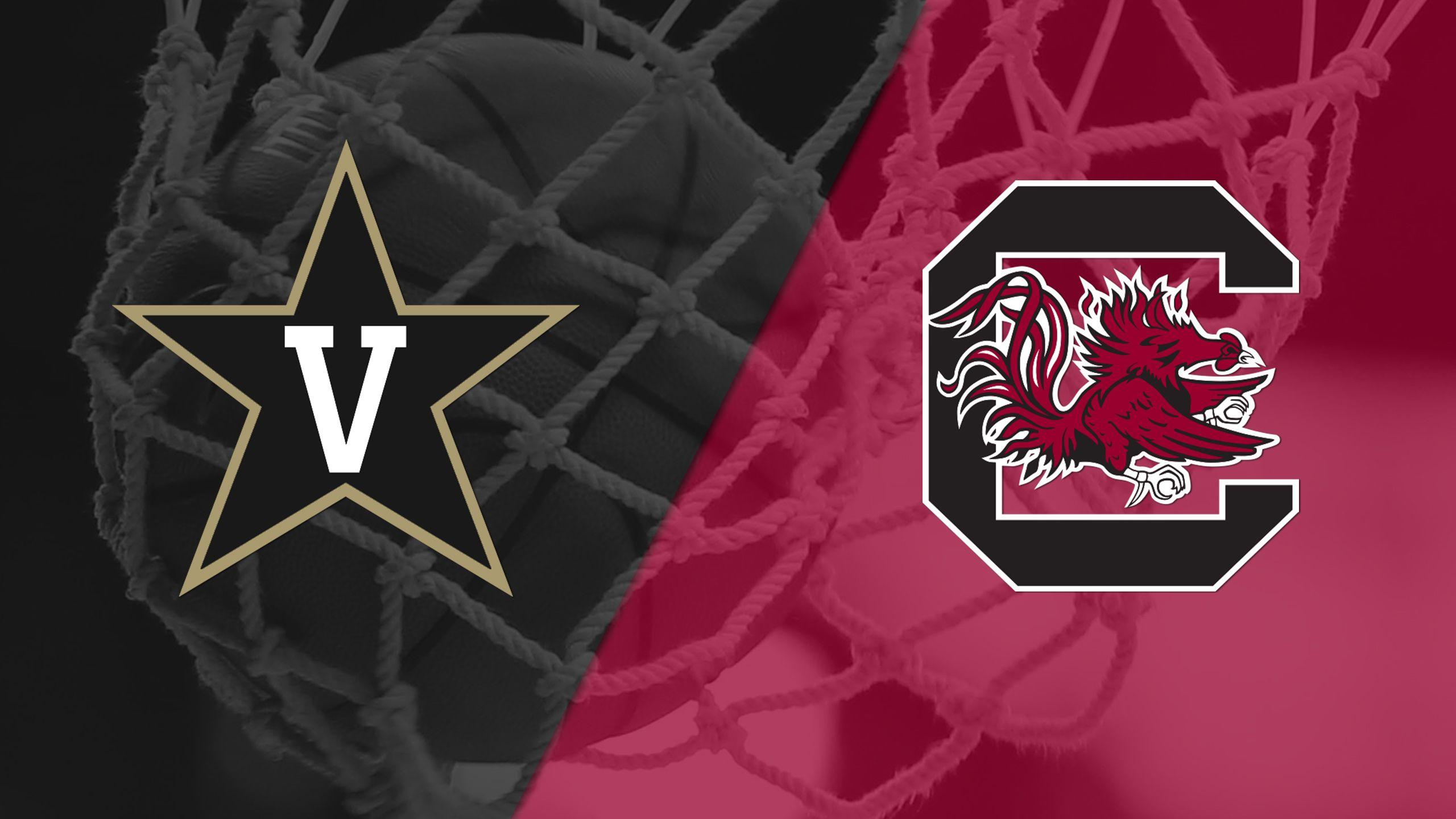 Vanderbilt vs. #6 South Carolina (W Basketball)