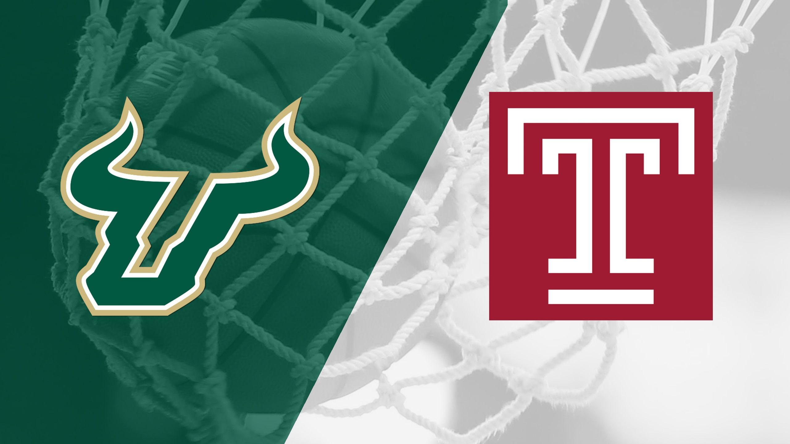 South Florida vs. #25 Temple (Semifinal #2) (The American Women's Championship)