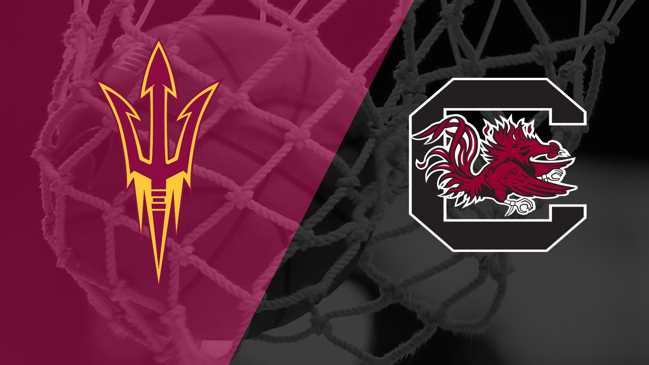 #8 Arizona State vs. #1 South Carolina (Second Round) (NCAA Women's Basketball Championship)