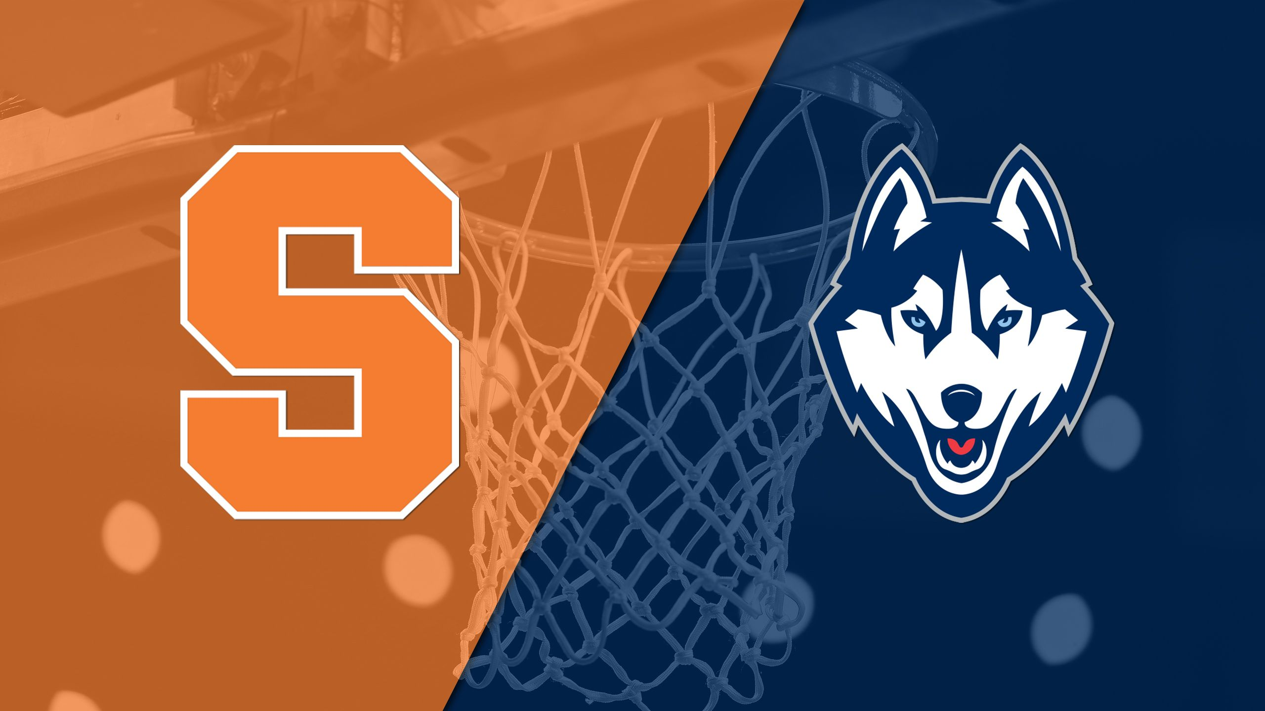 #8 Syracuse vs. #1 Connecticut (Second Round) (NCAA Women's Basketball Championship)