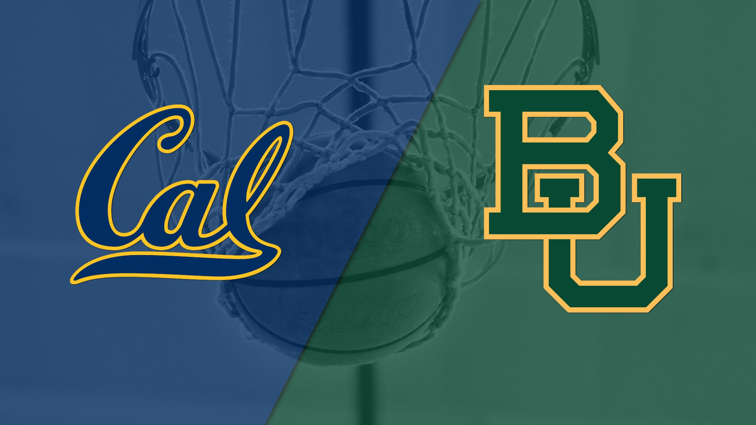 #9 California vs. #1 Baylor (Second Round) (NCAA Women's Basketball Championship)