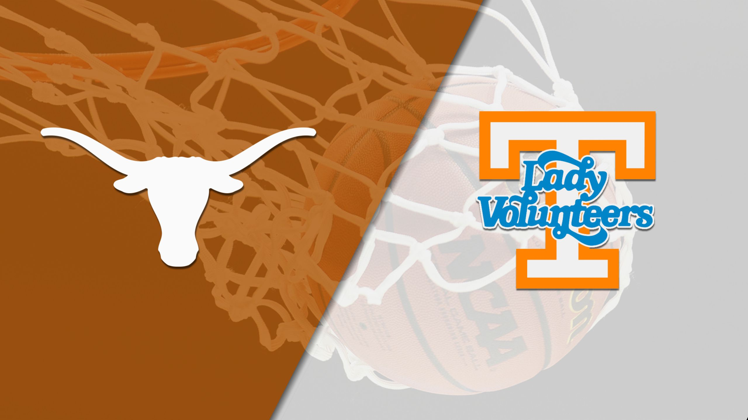 #8 Texas vs. #7 Tennessee (W Basketball) (re-air)