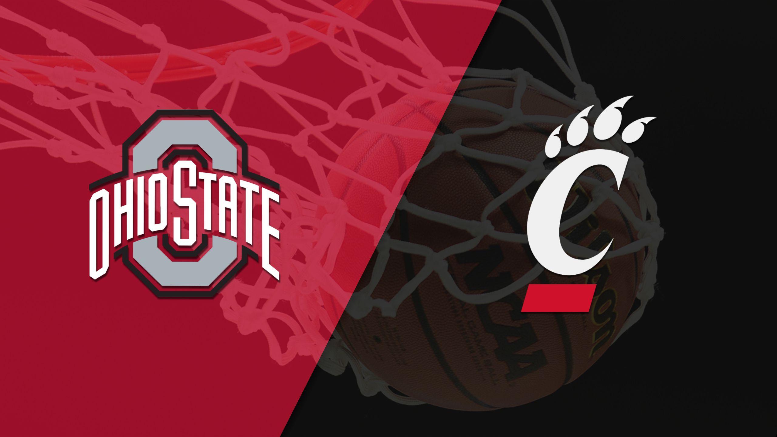 #13 Ohio State vs. Cincinnati (W Basketball)