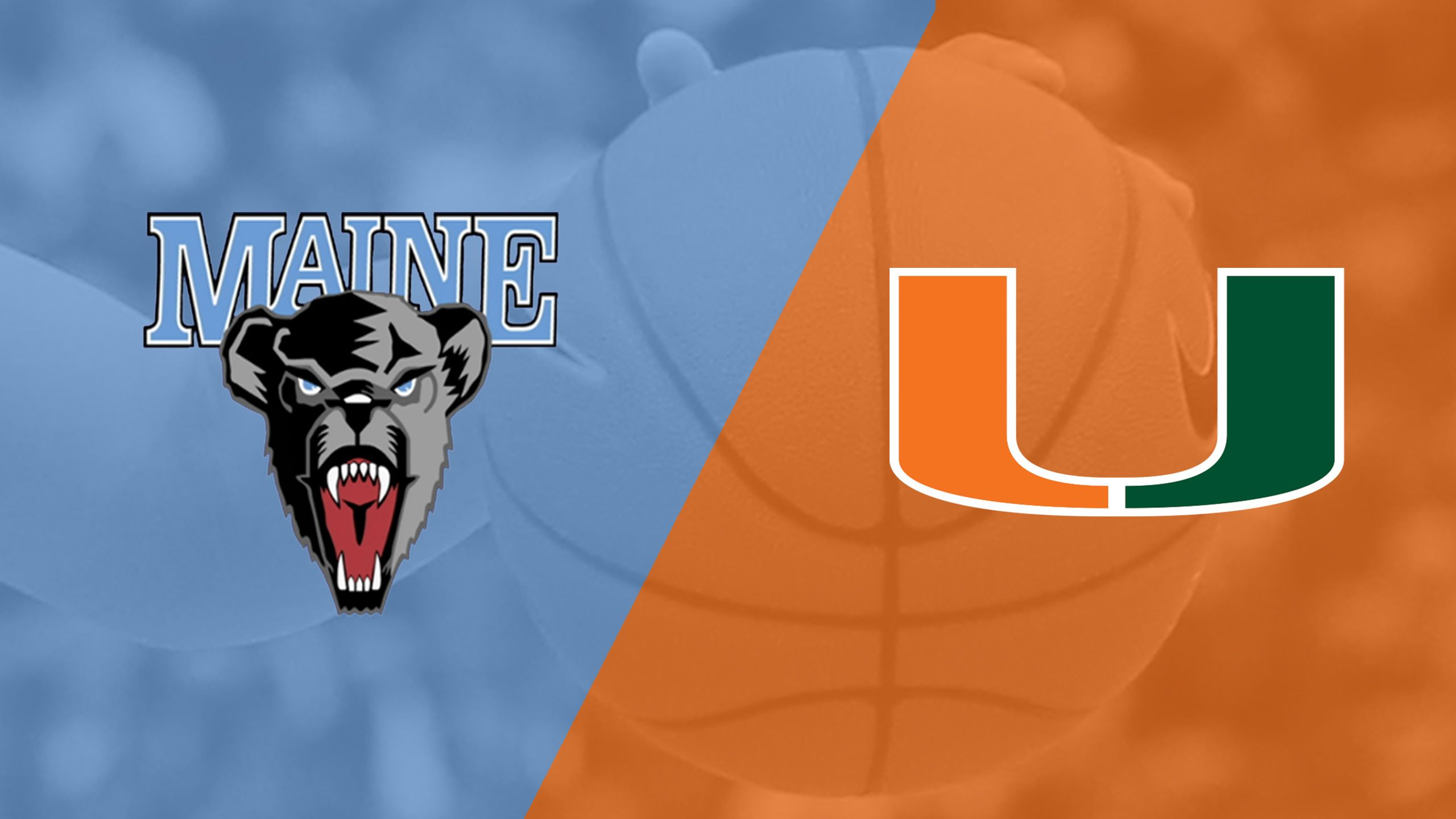 Maine vs. Miami (W Basketball)
