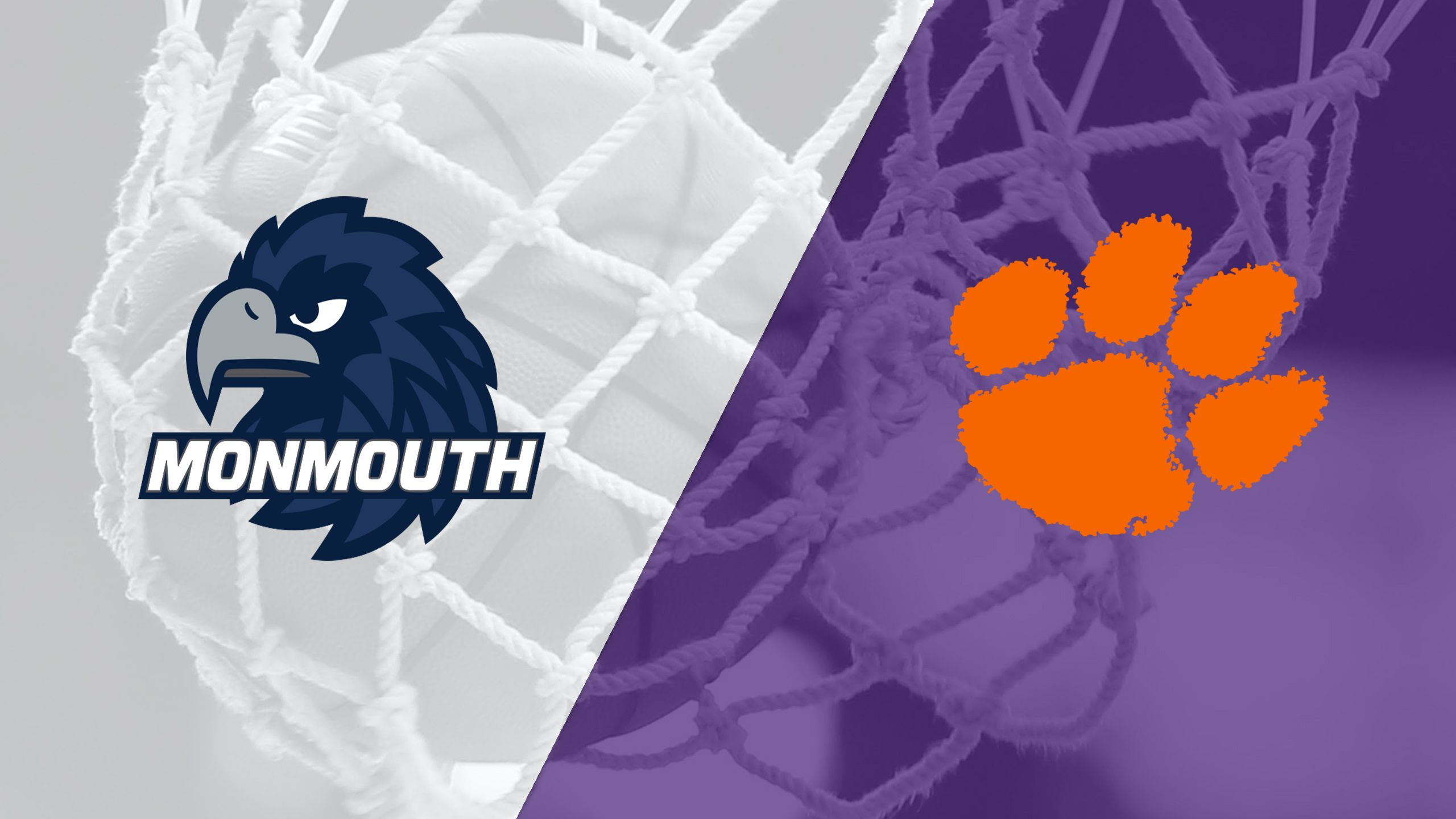Monmouth vs. Clemson (W Basketball)