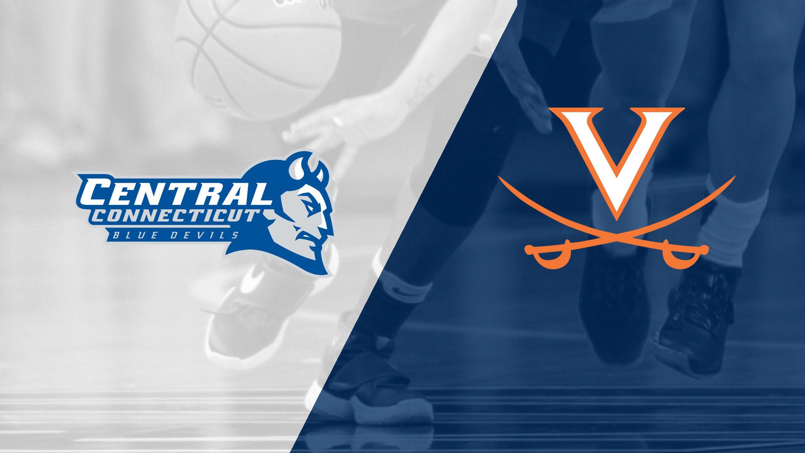 Central Connecticut vs. Virginia (W Basketball)