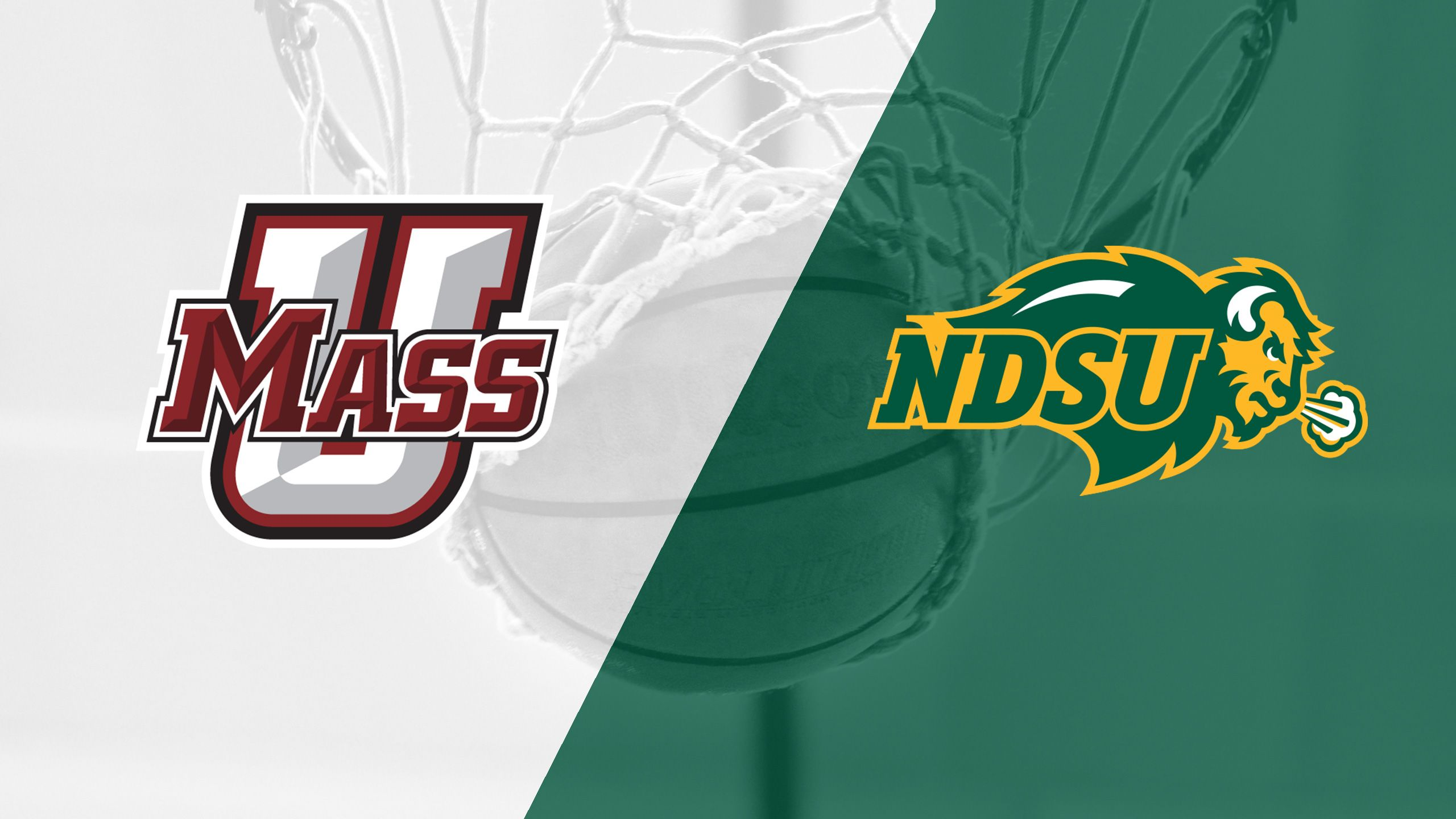 UMass vs. North Dakota State (W Basketball)