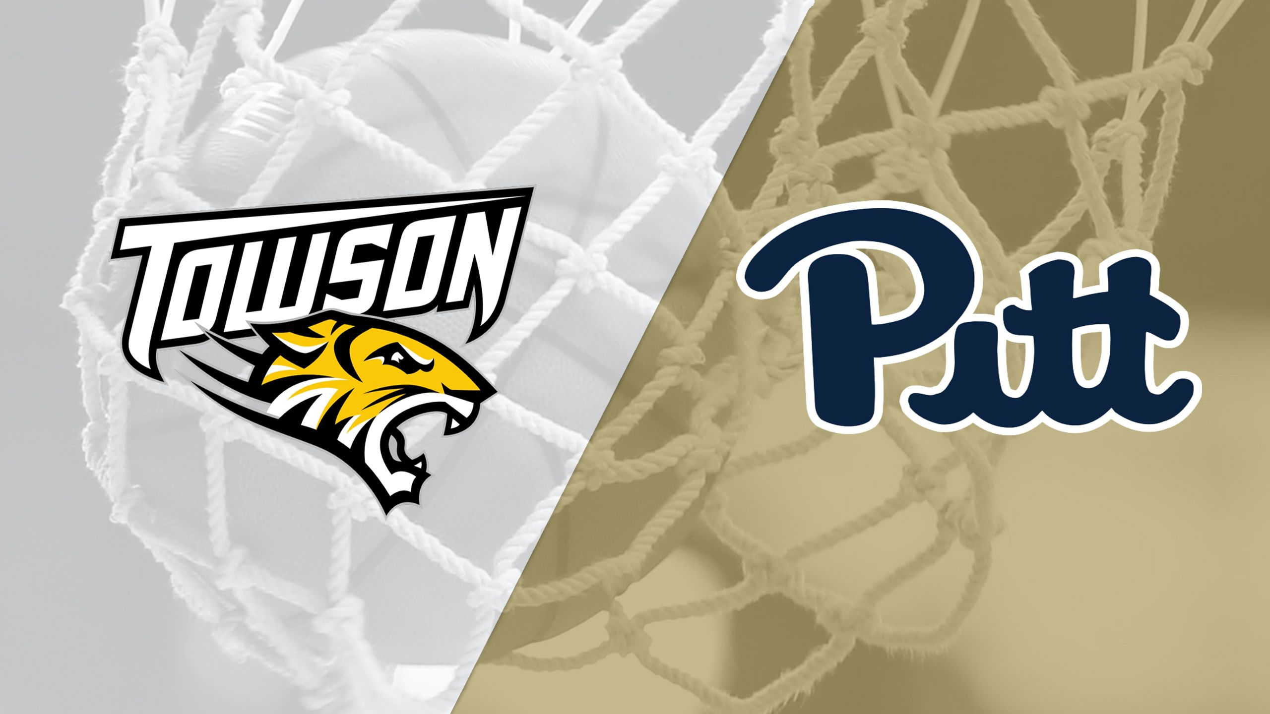 Towson vs. Pittsburgh (W Basketball)