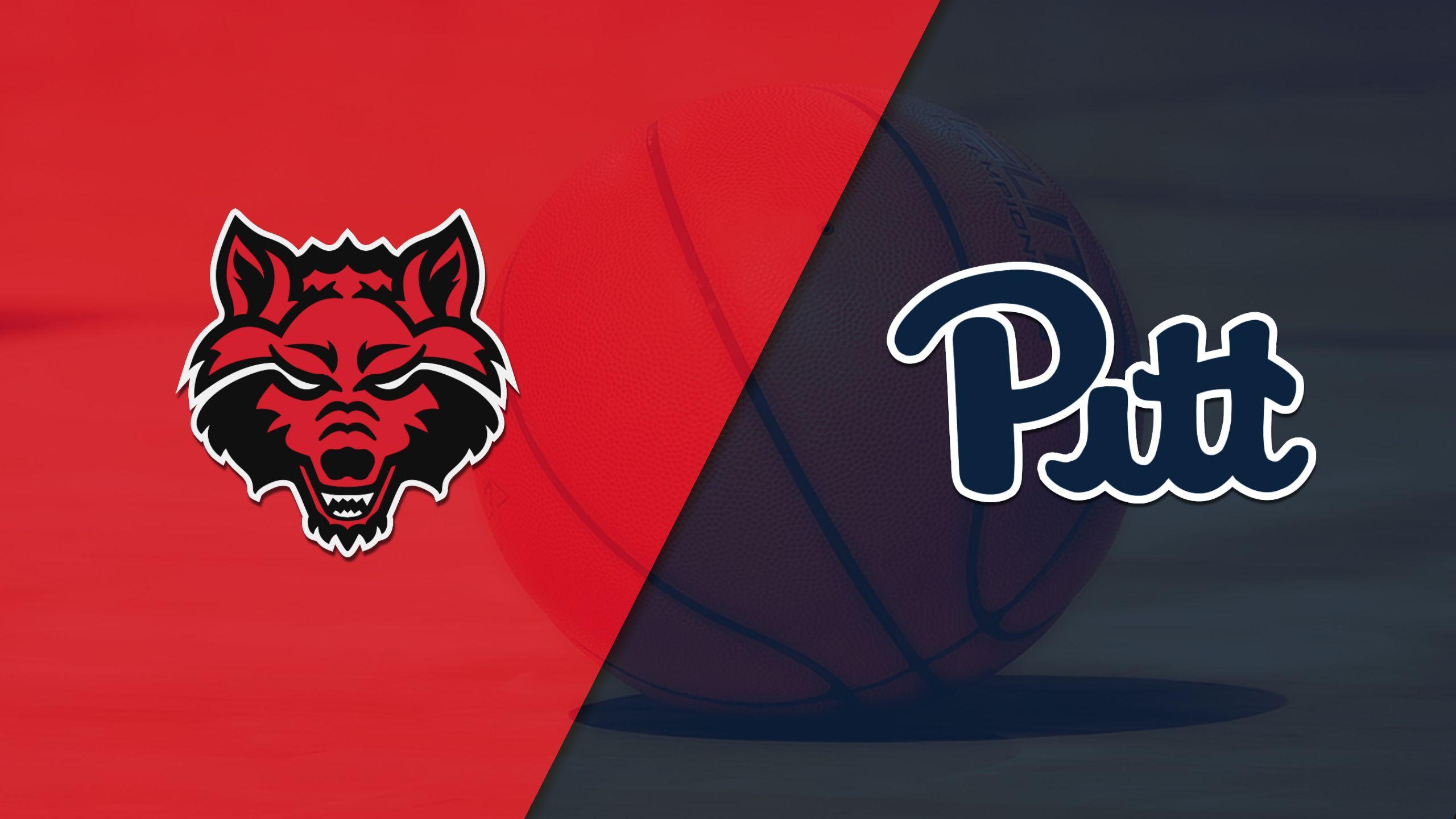 Arkansas State vs. Pittsburgh (W Basketball)