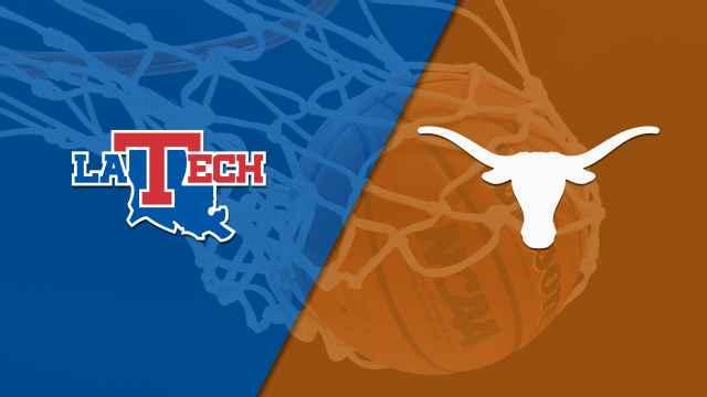 Louisiana Tech Vs 2 Texas W Basketball Re Air