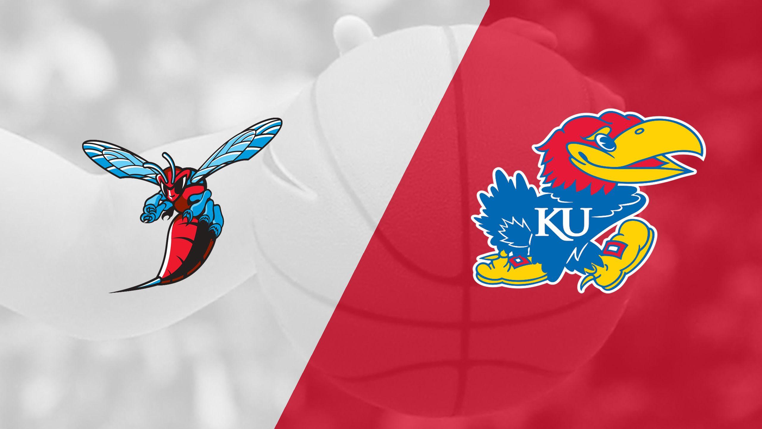 Delaware State vs. Kansas (W Basketball)