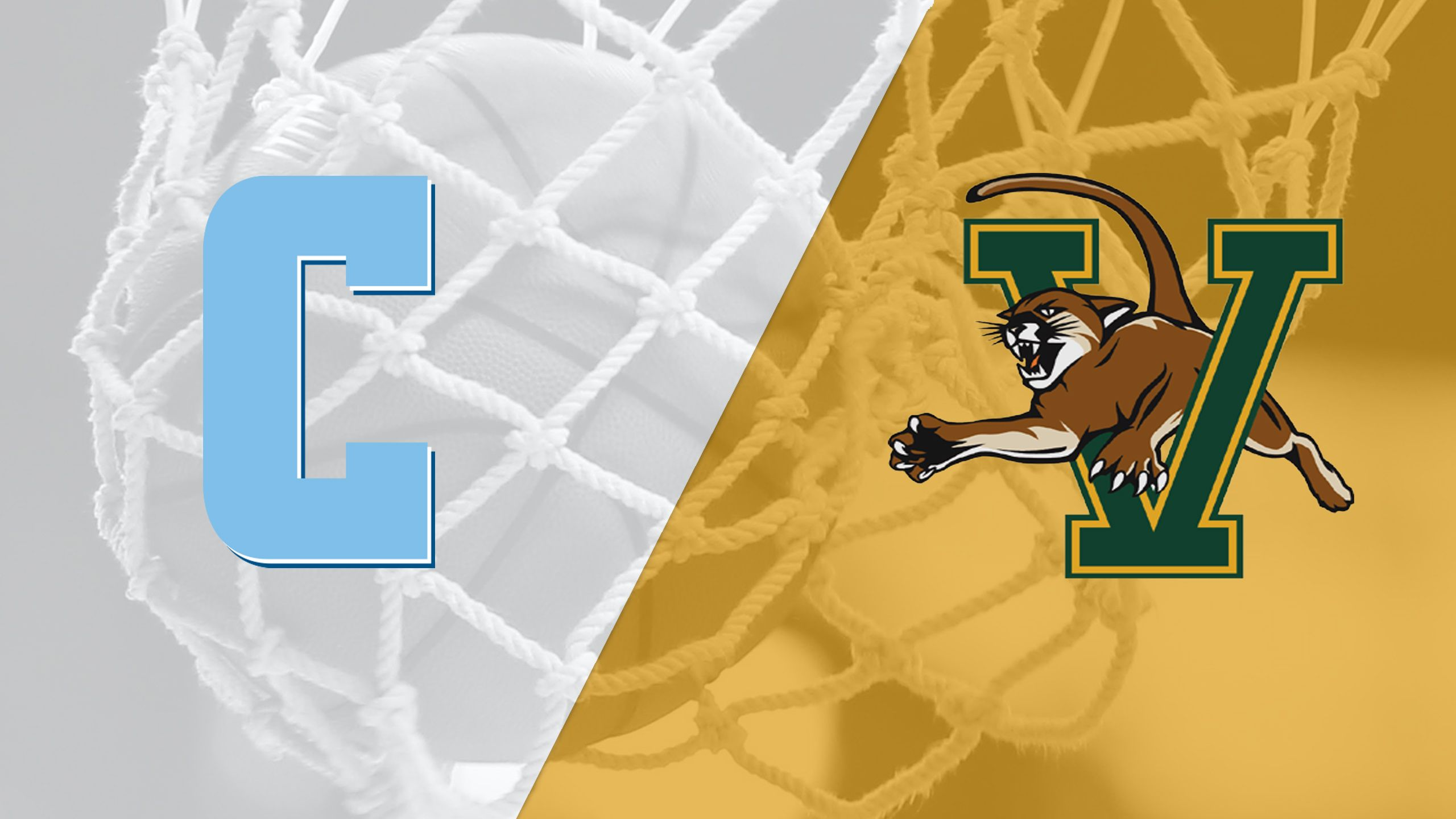 Columbia vs. Vermont (W Basketball)