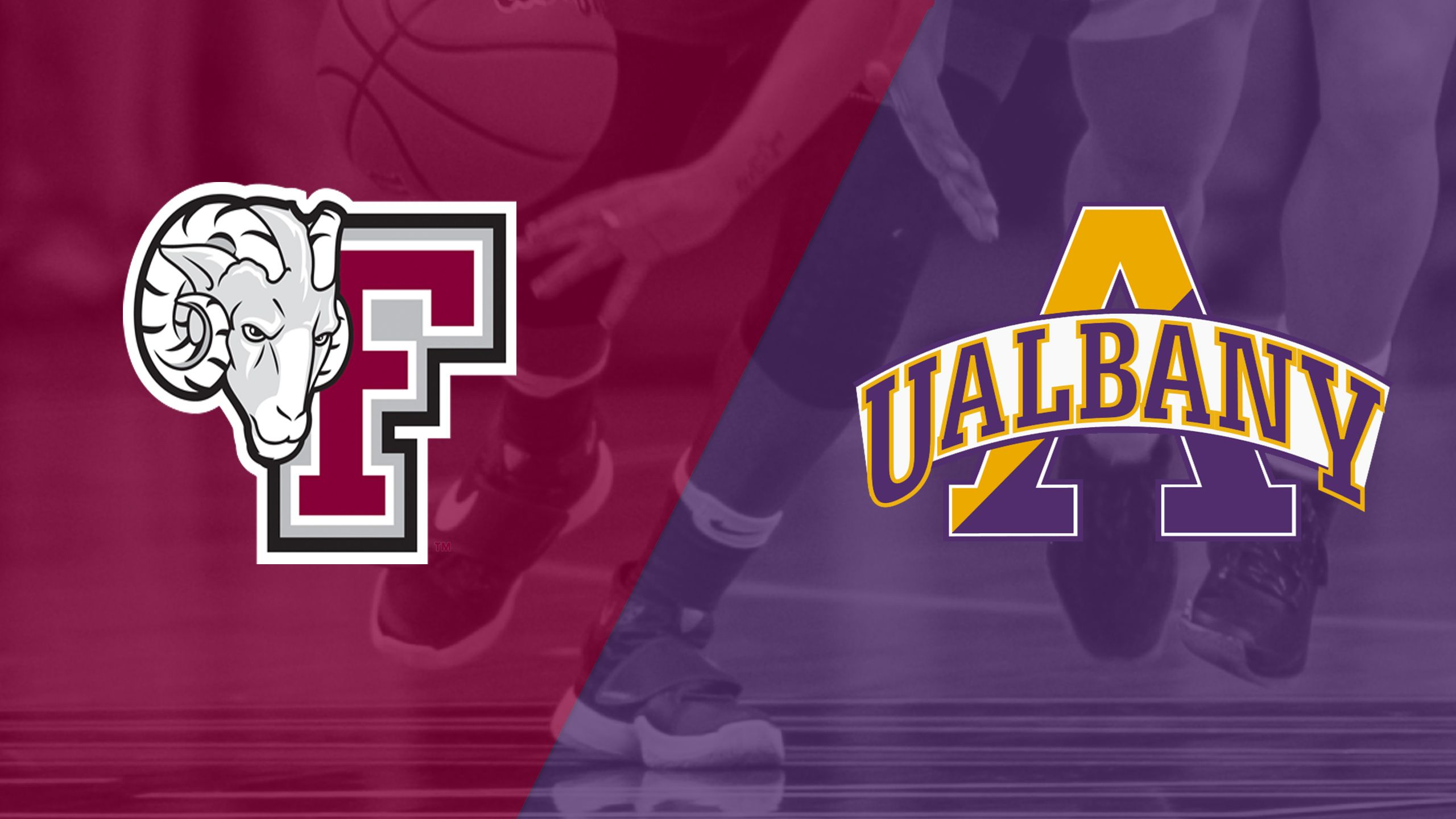 Fordham vs. Albany (W Basketball)