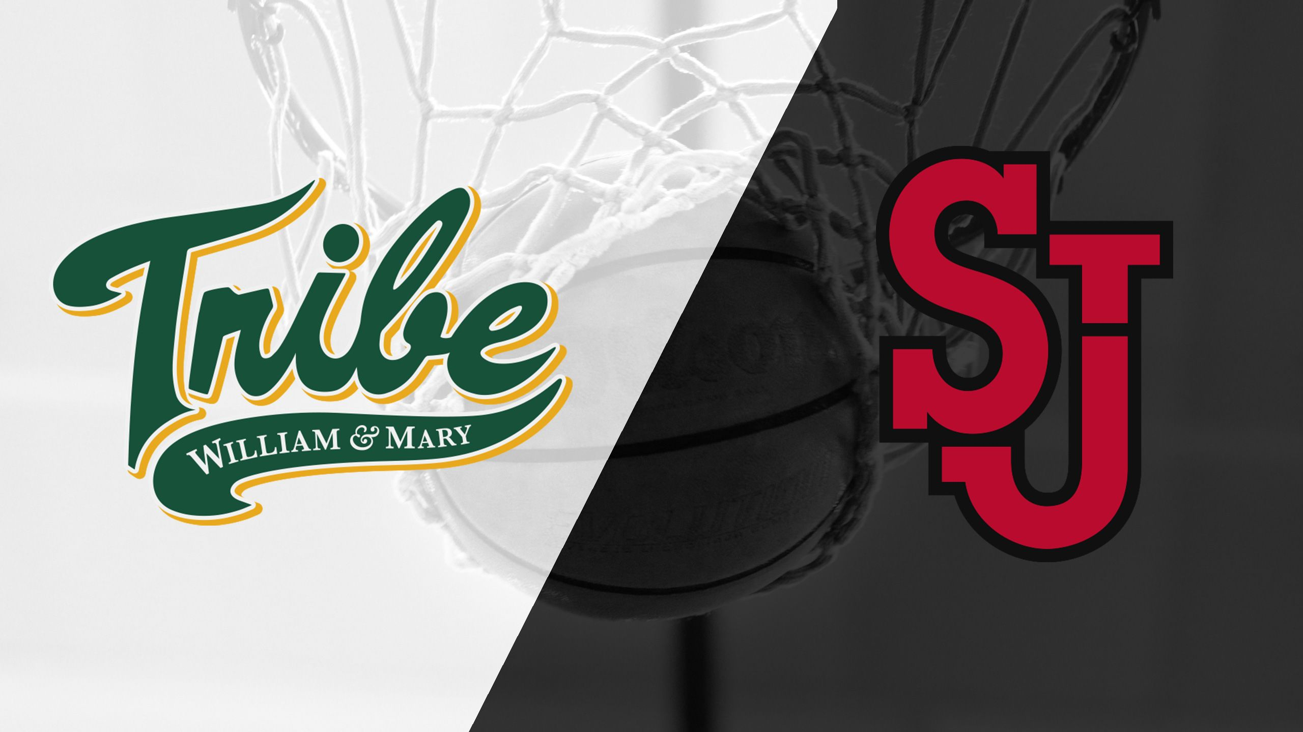 William & Mary vs. St. John's (W Basketball)