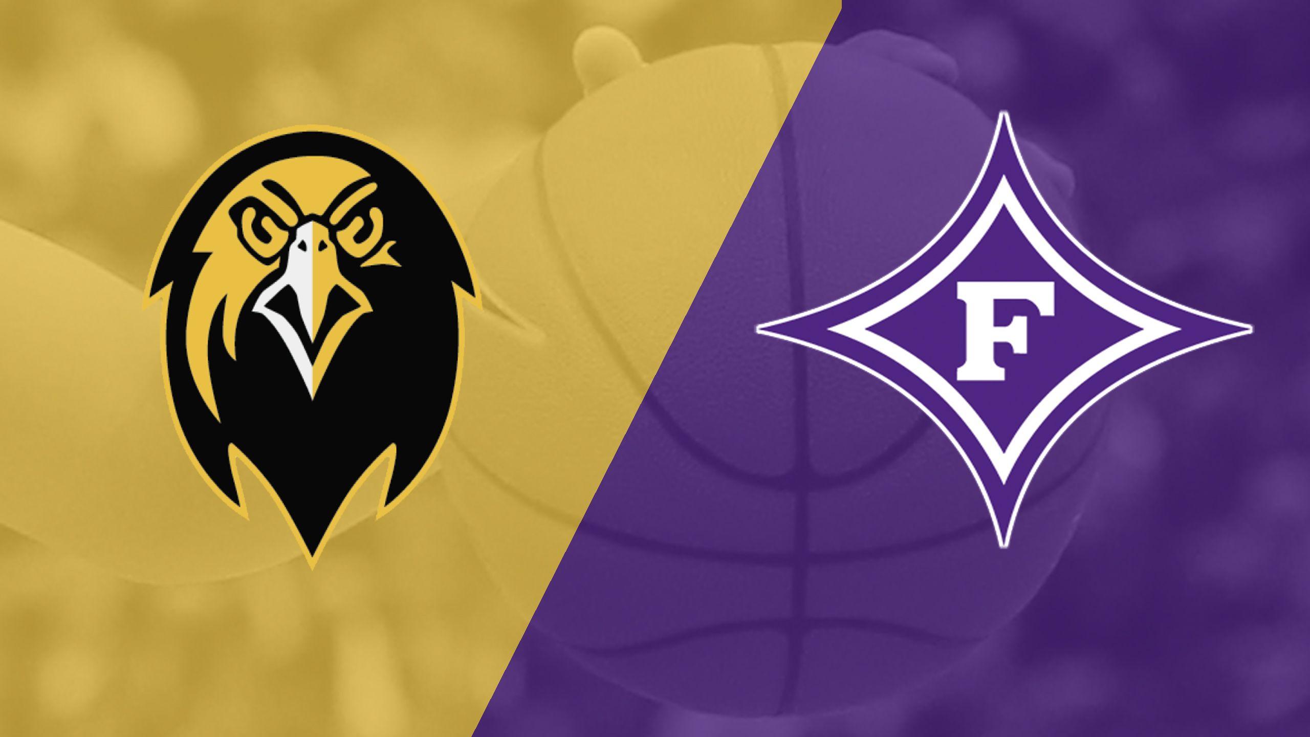 Pfeiffer vs. Furman (W Basketball)