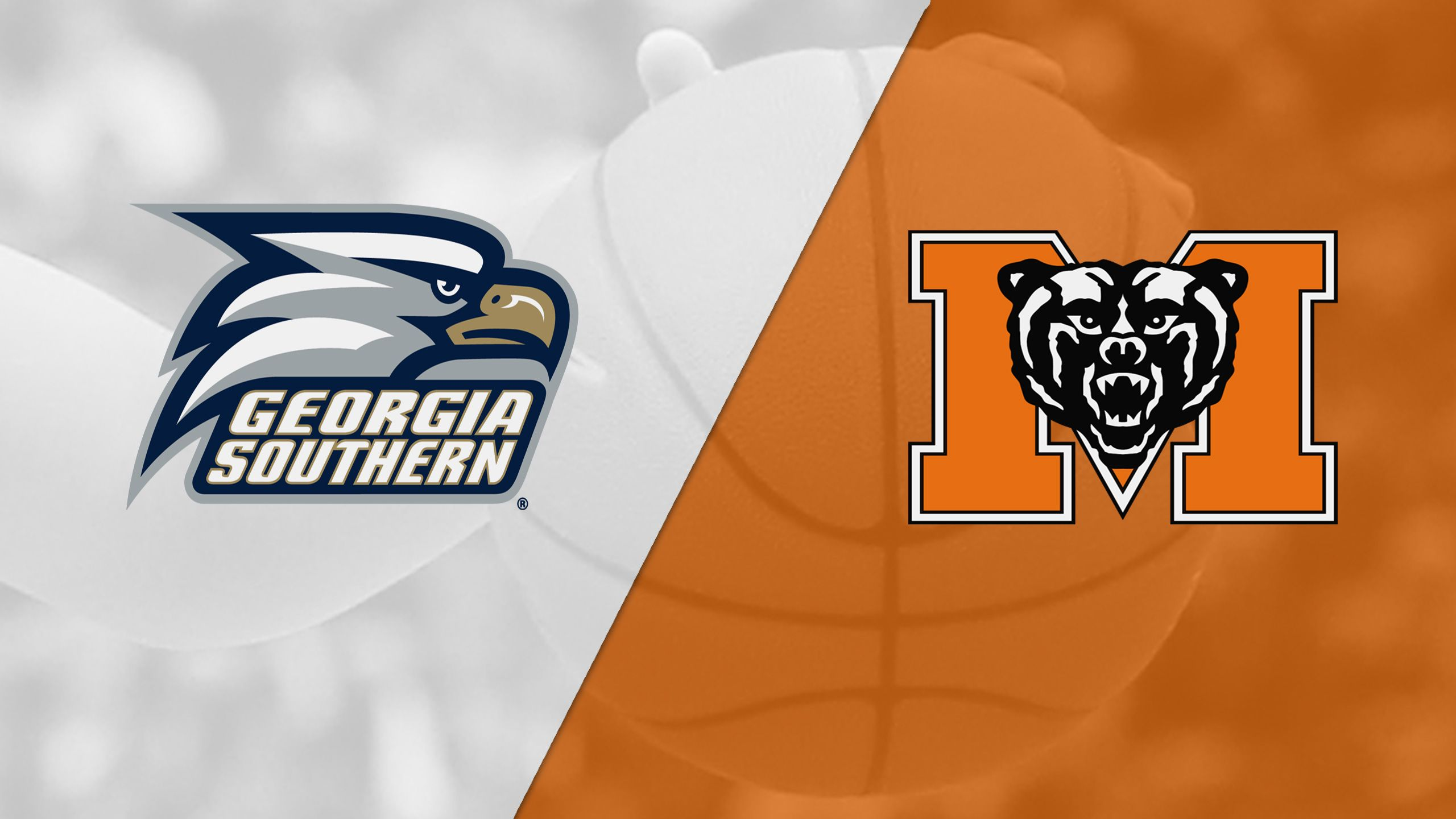 Georgia Southern vs. Mercer (W Basketball)